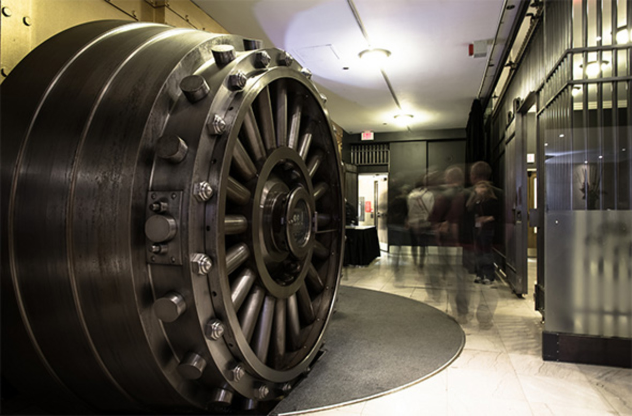 A Guide To The Secret Vaults Of Toronto