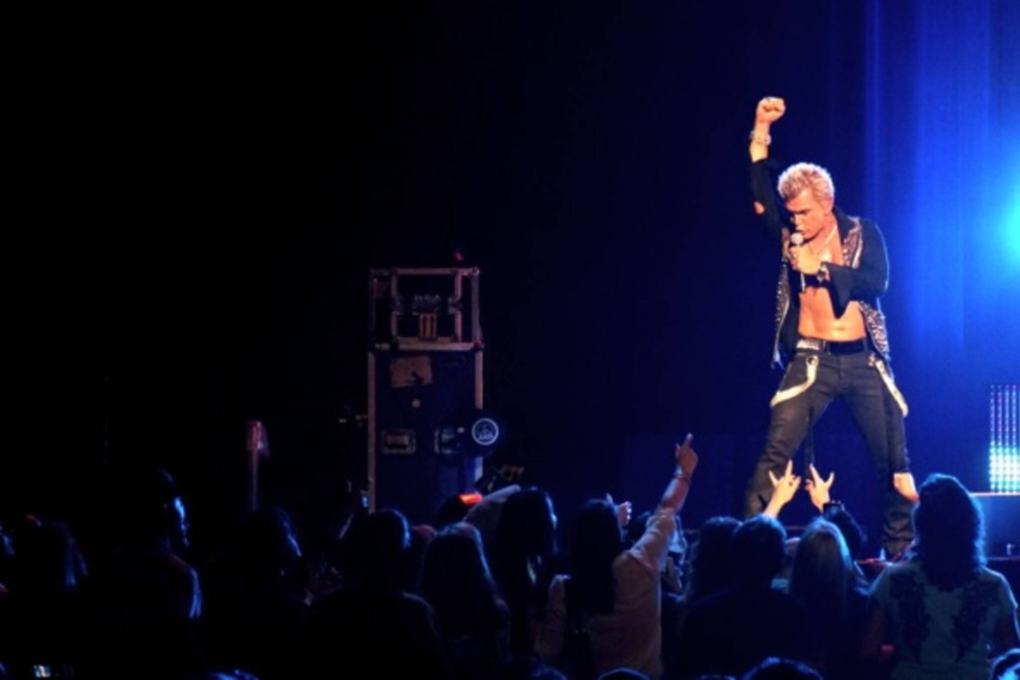Billy Idol at Casino Rama