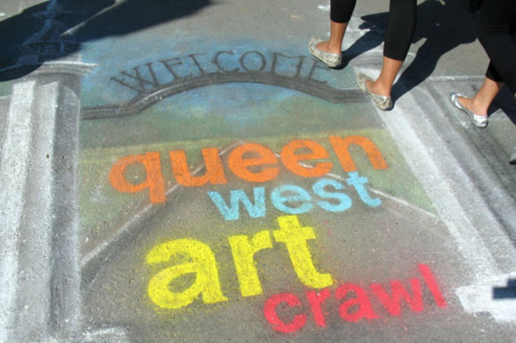 Queen West Art Crawl