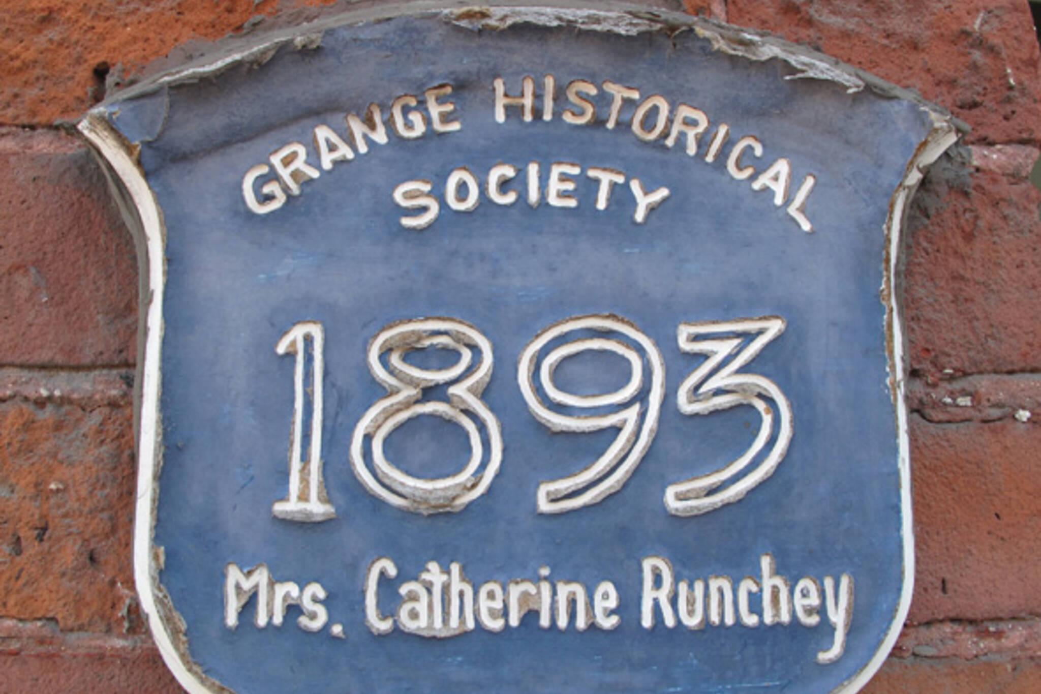 Mrs. Runchey of Grange Park