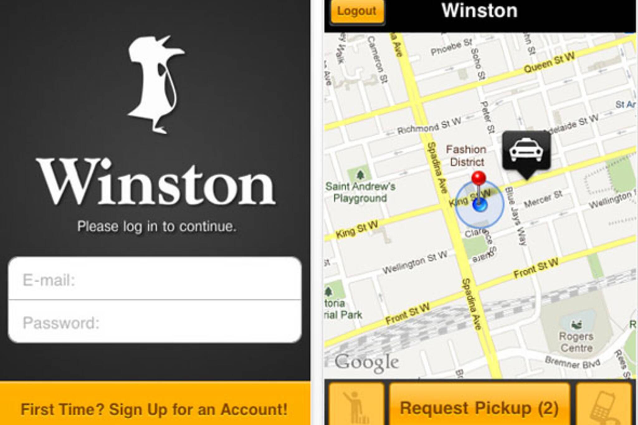 Winston car service Toronto