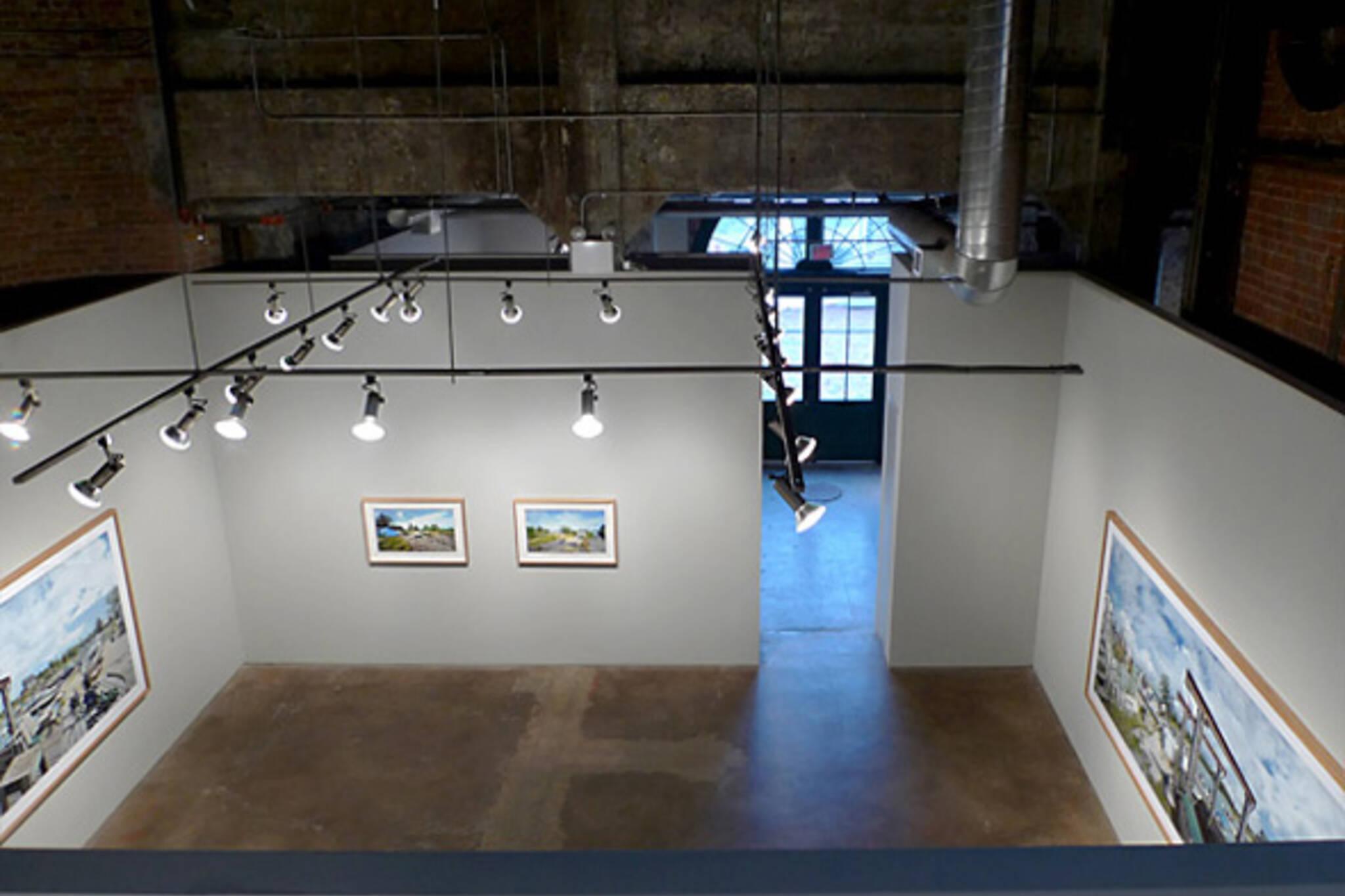 Toronto Gallery Distillery