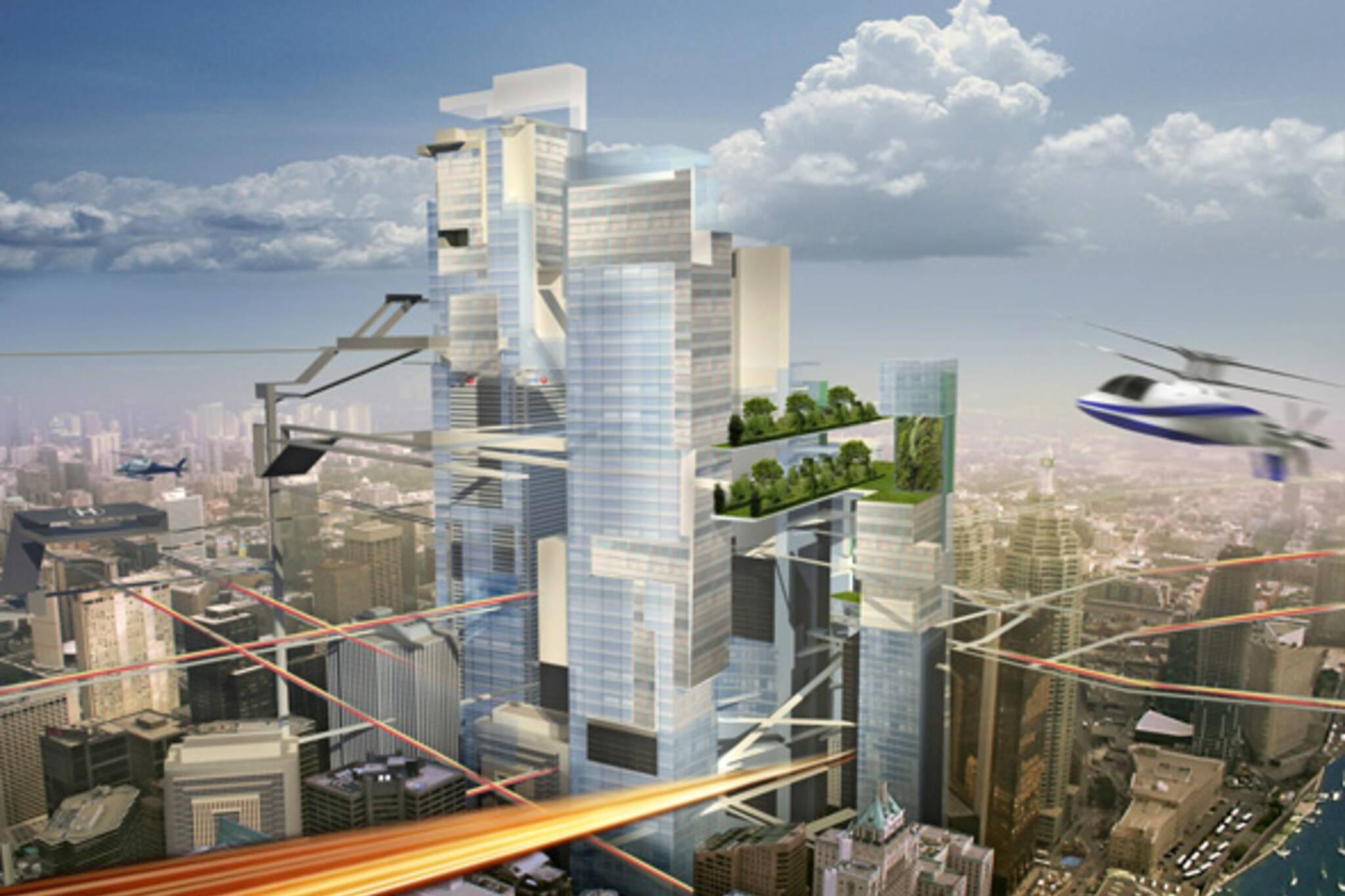 Future Architecture Toronto
