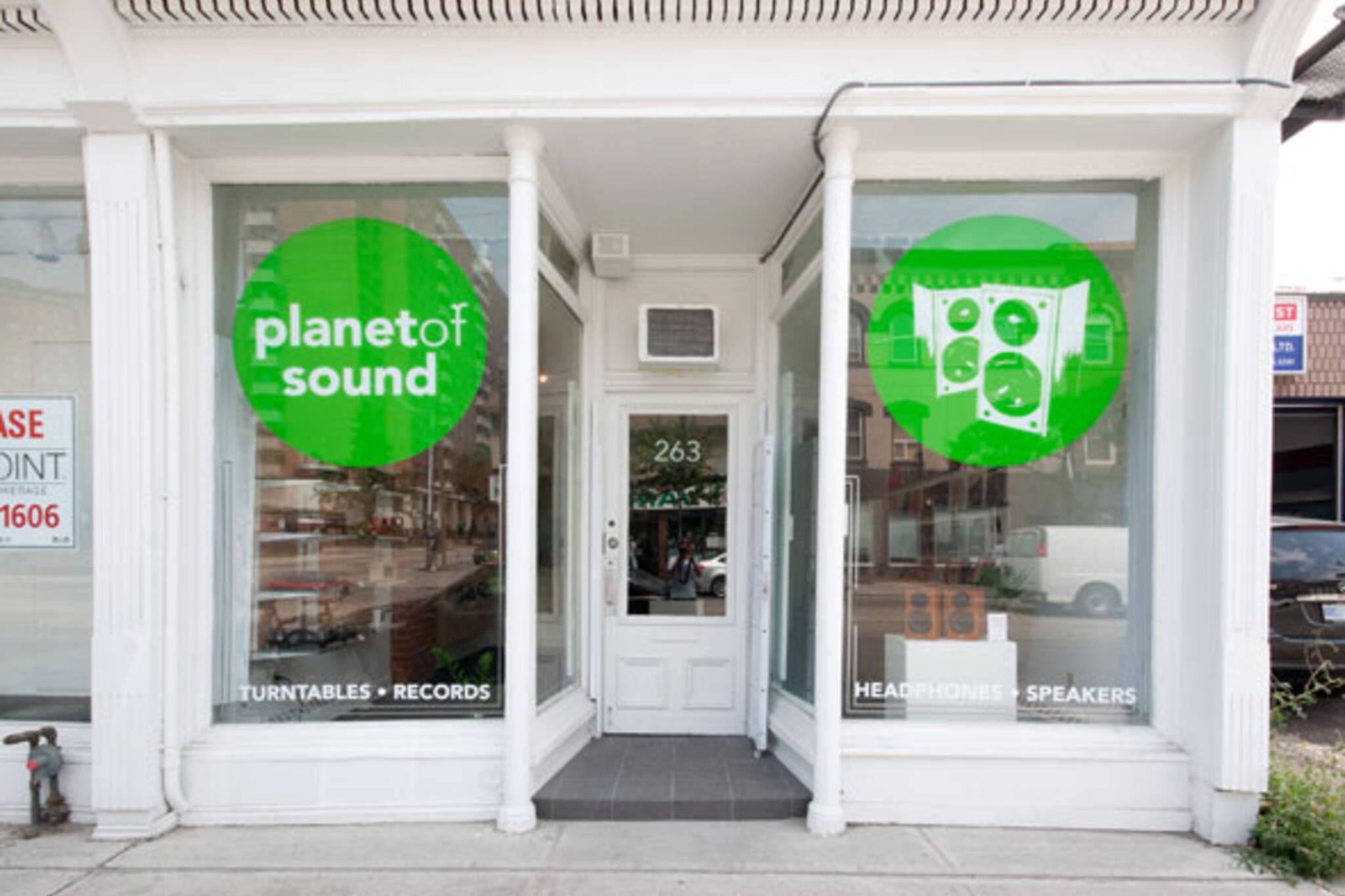 music store corktown