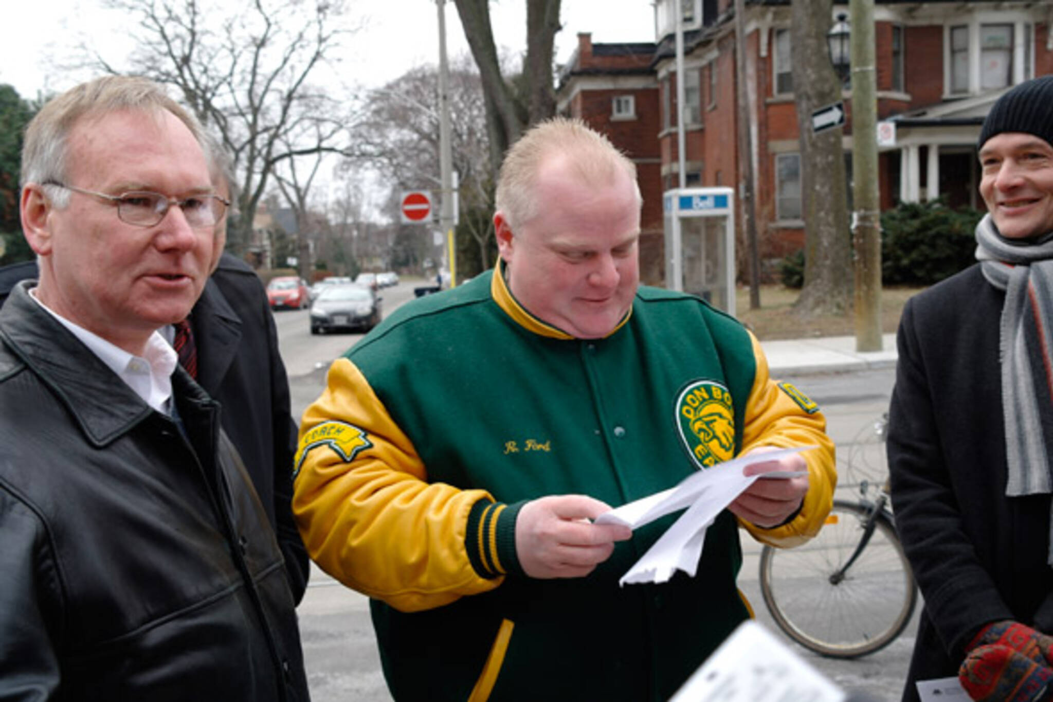 Rob Ford Football
