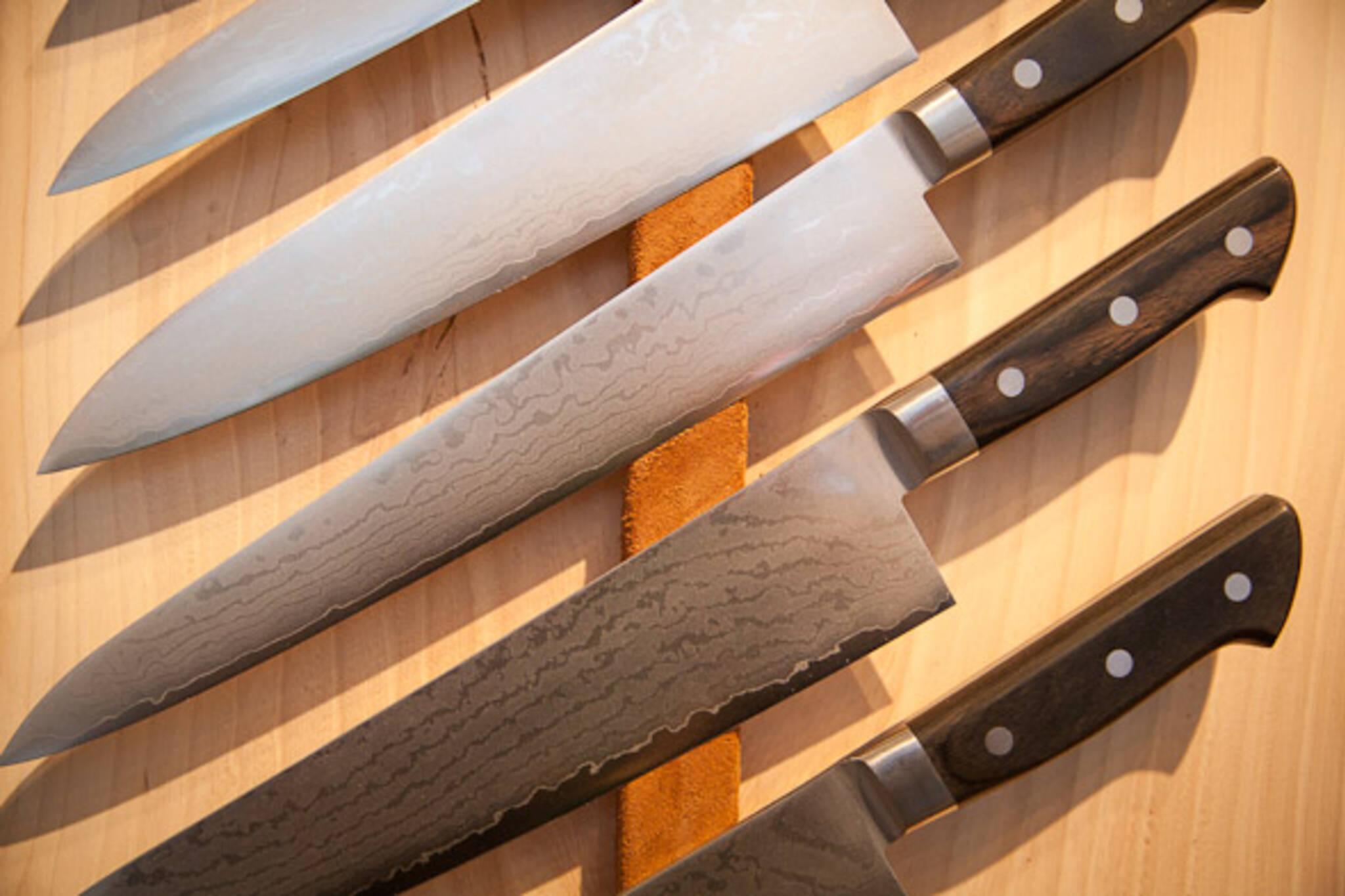 Knife boutique Toronto