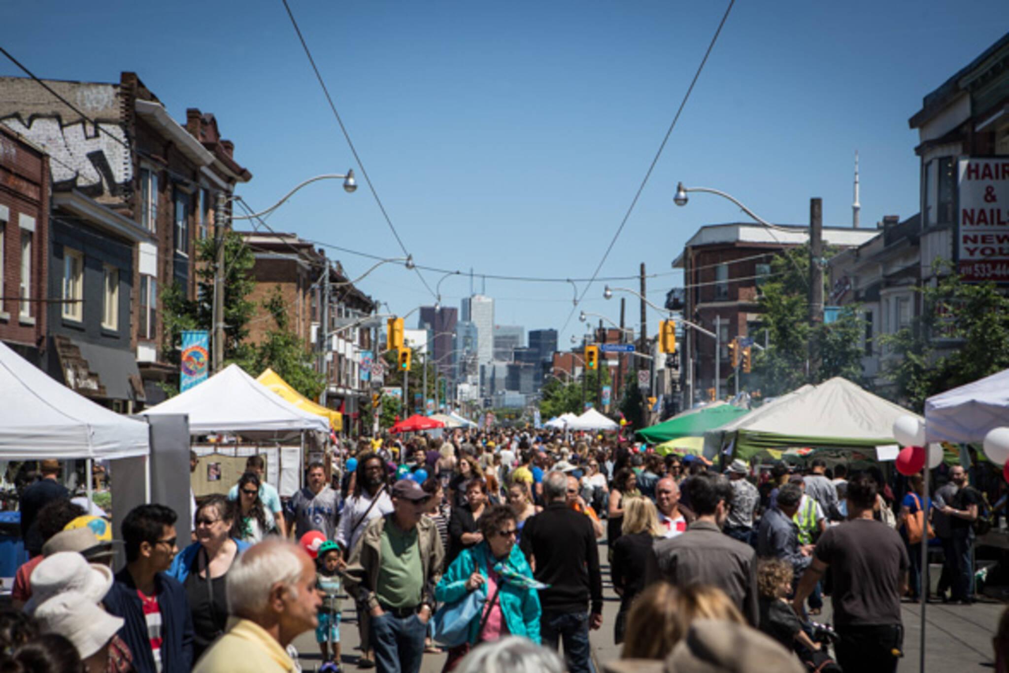 toronto street festivals