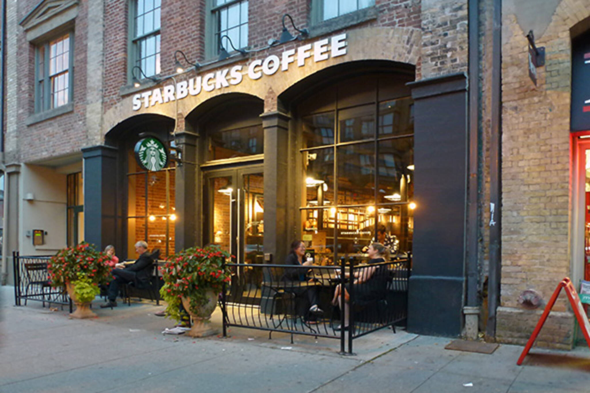 Starbucks Toronto