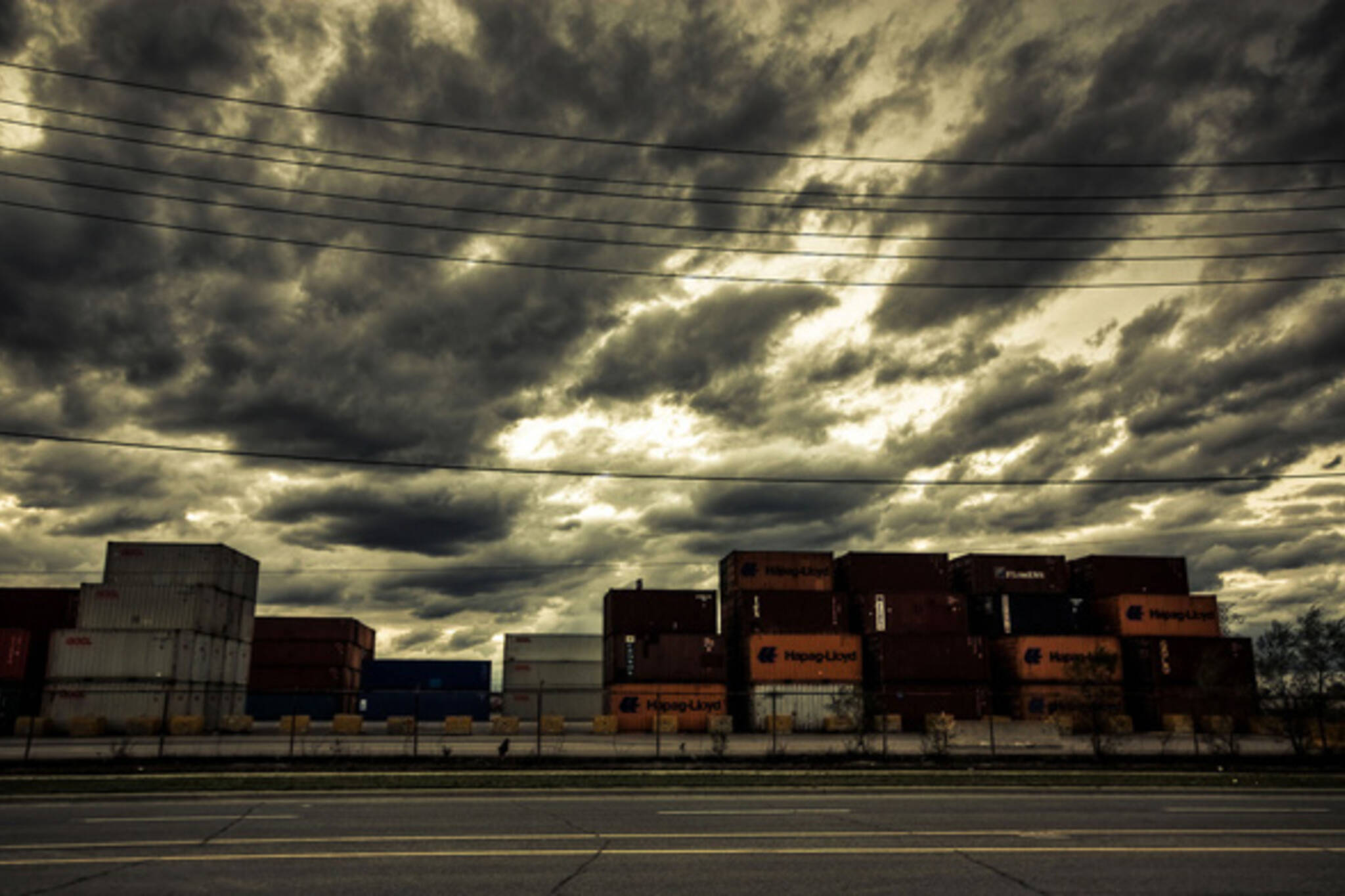 shipping containers toronto