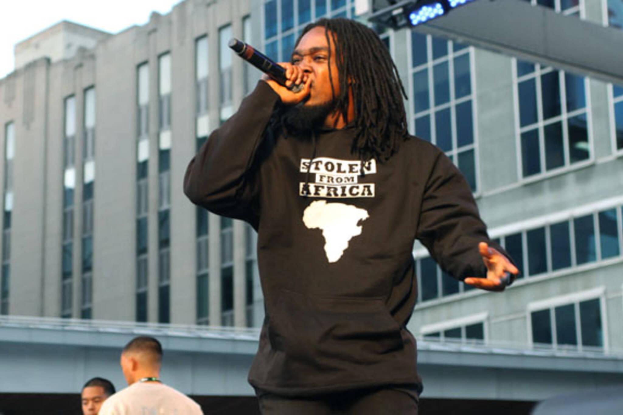 hip hop toronto