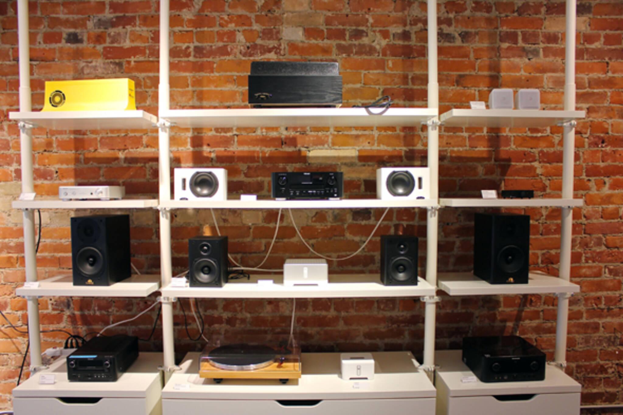 audio stores toronto