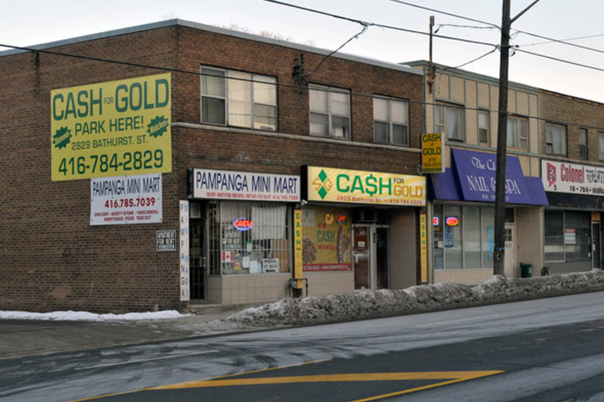 Toronto Cash for Gold Stores