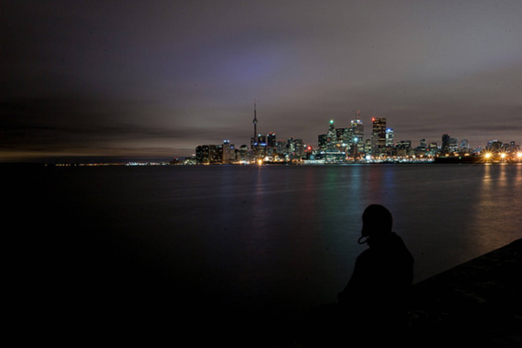 Toronto Harbour Dock