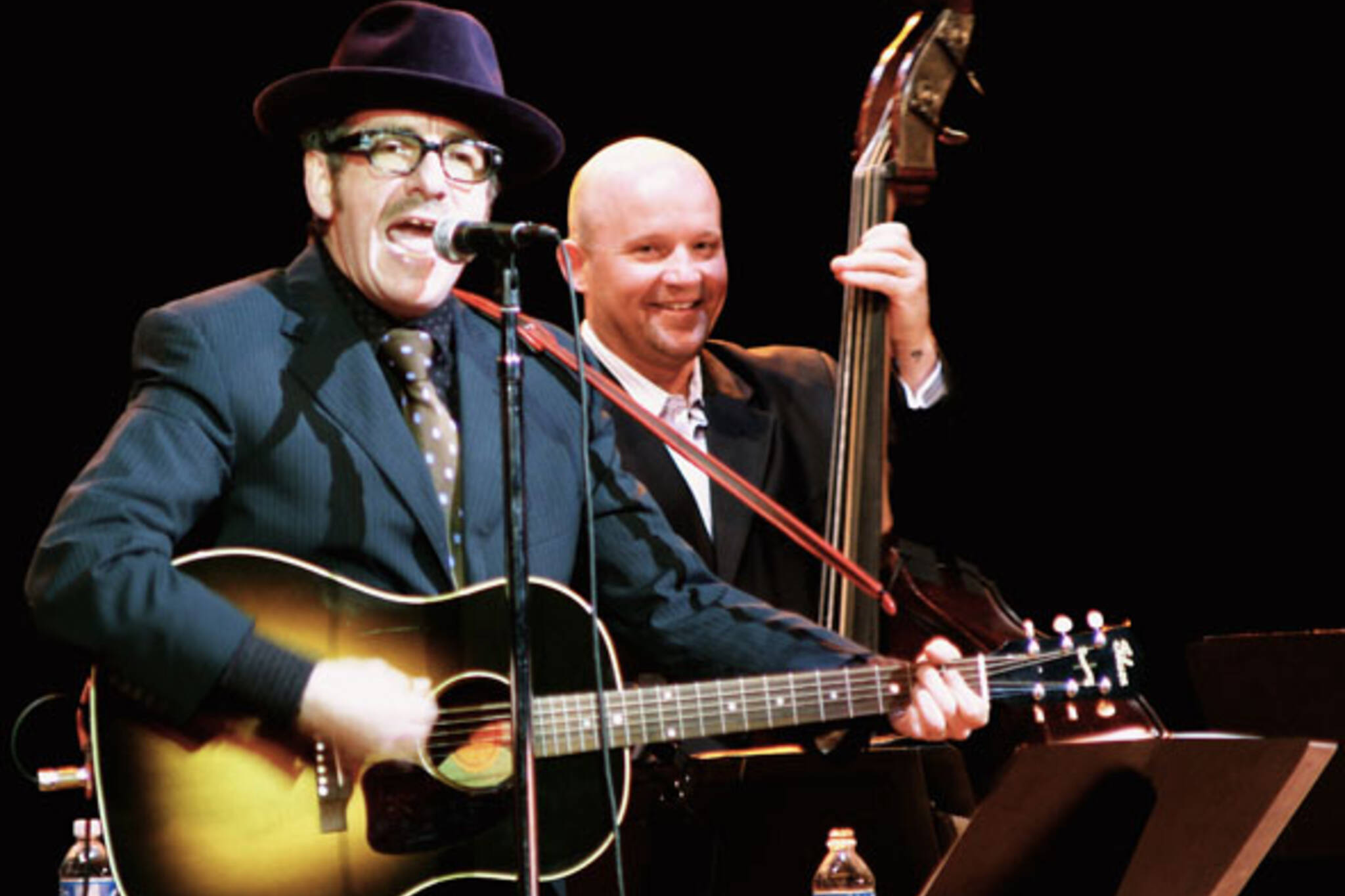 Elvis Costello and the Sugarcanes in Toronto