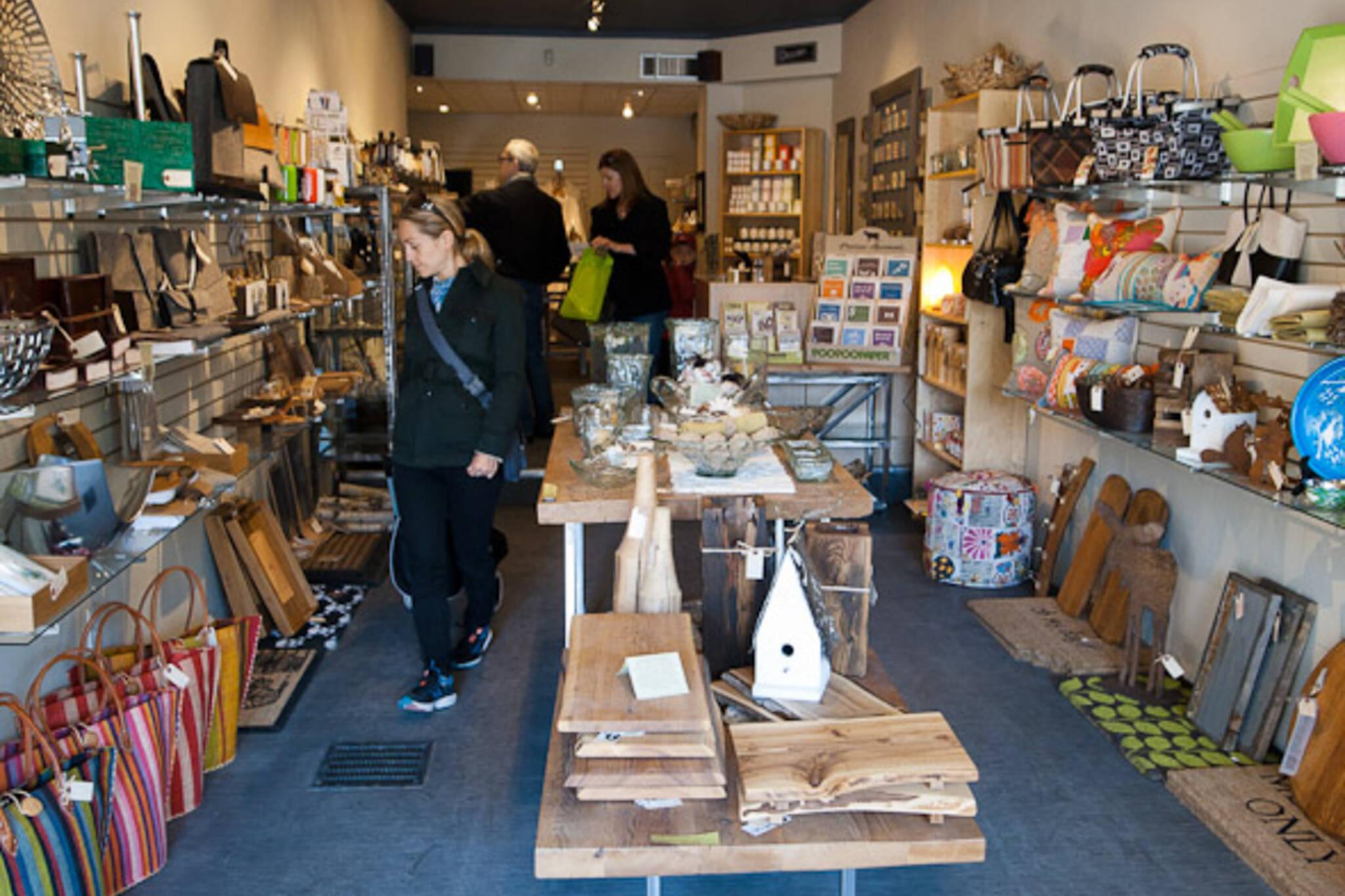 Eco shop Roncesvalles