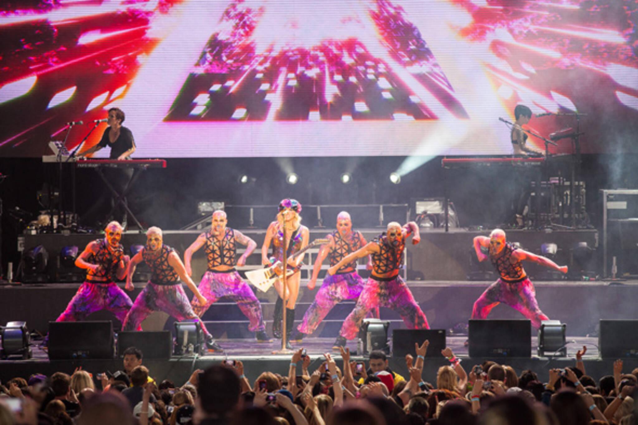 Kesha Pitbull Toronto