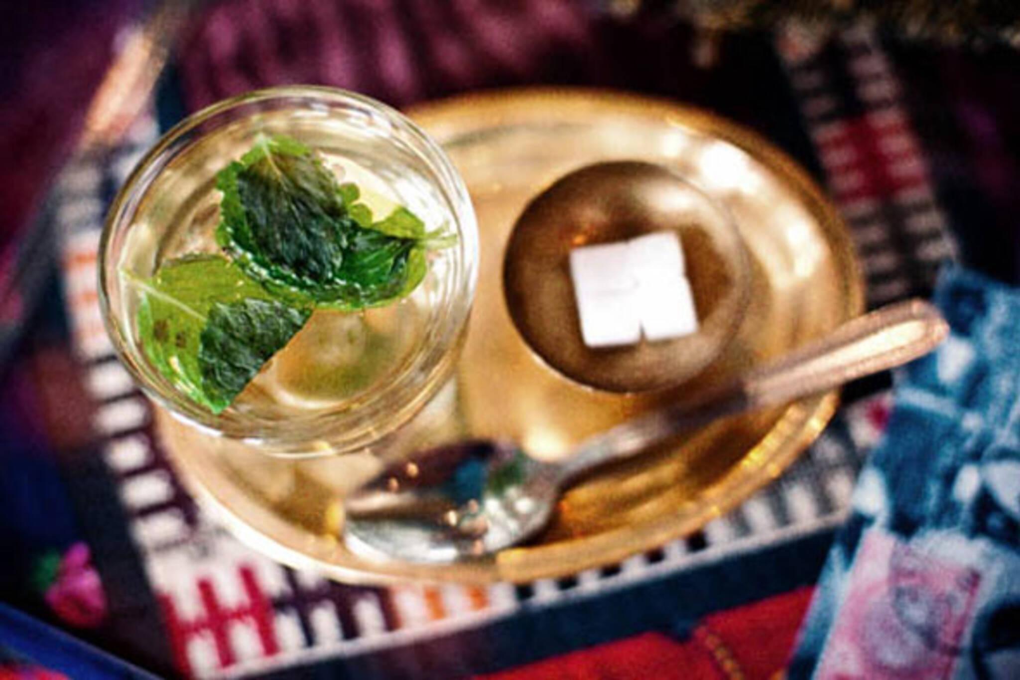 mint tea toronto