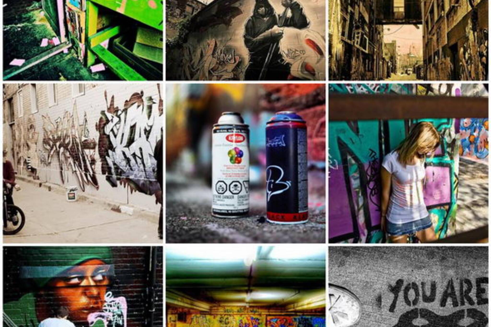 Flickr Forum: July 18th, 2008 - Graffiti