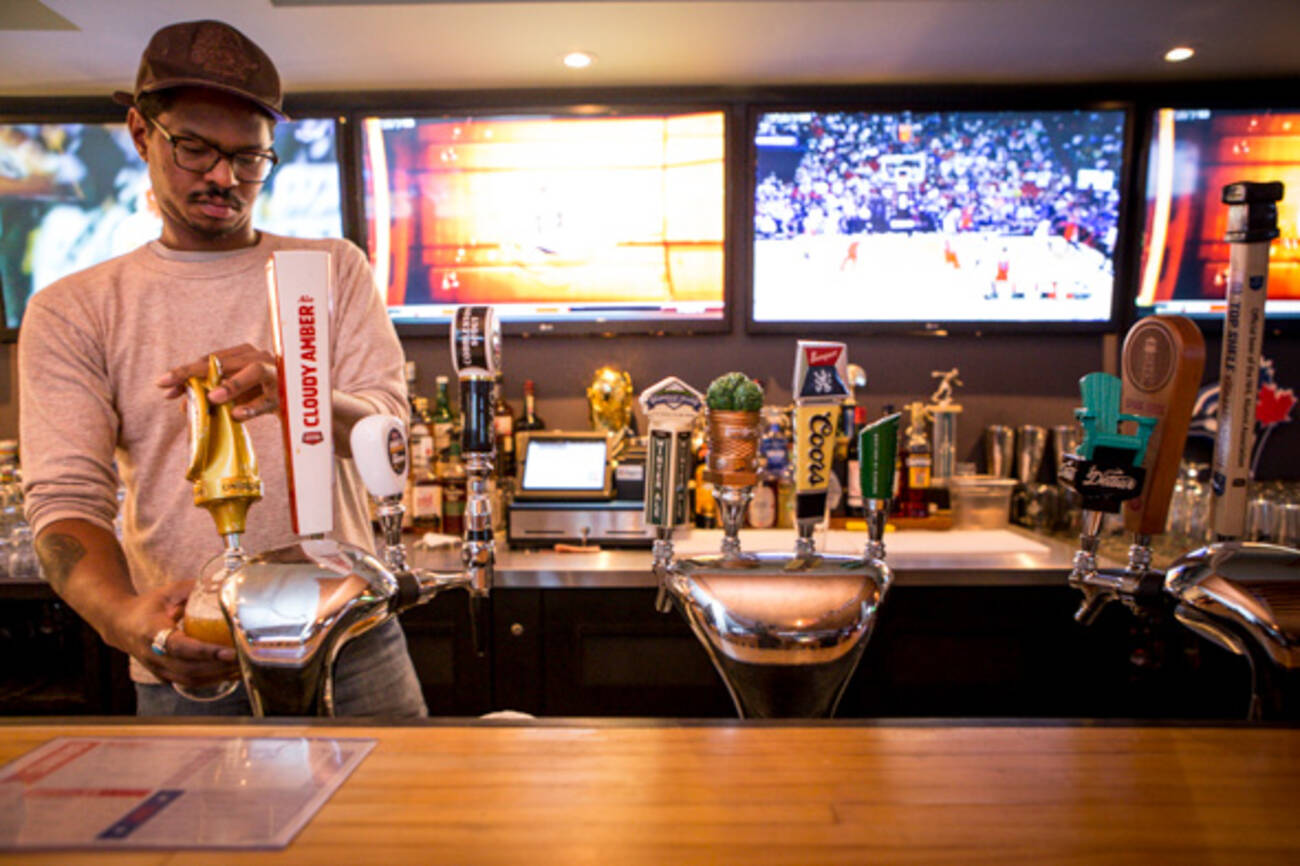 The Best Sports Bars In Toronto