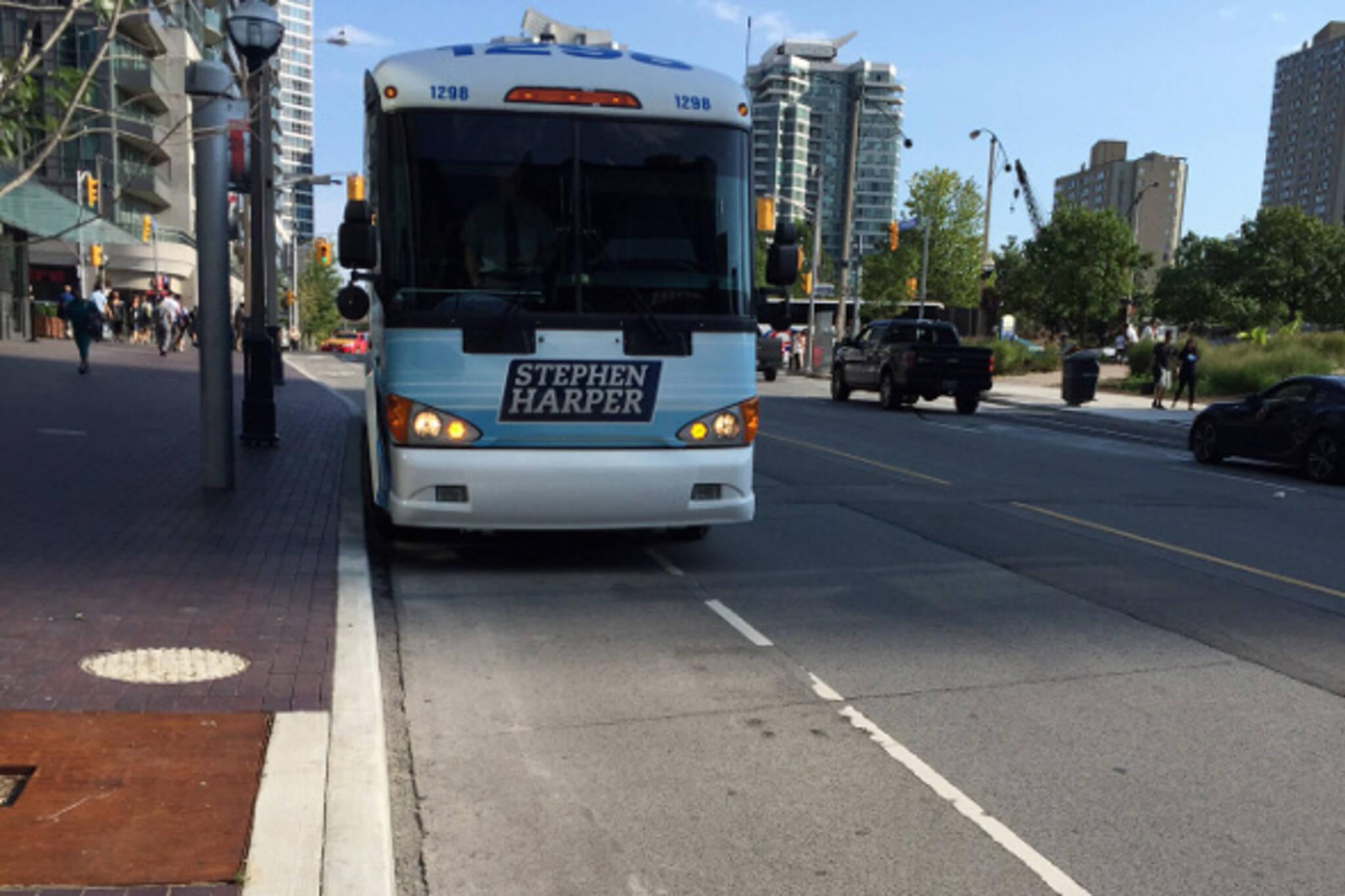 Harper bus