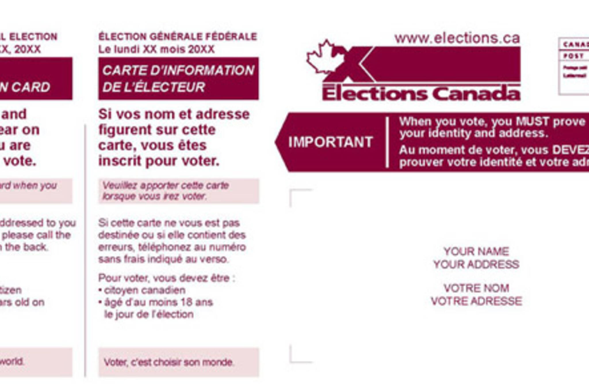 Where to vote Toronto federal election may 2011