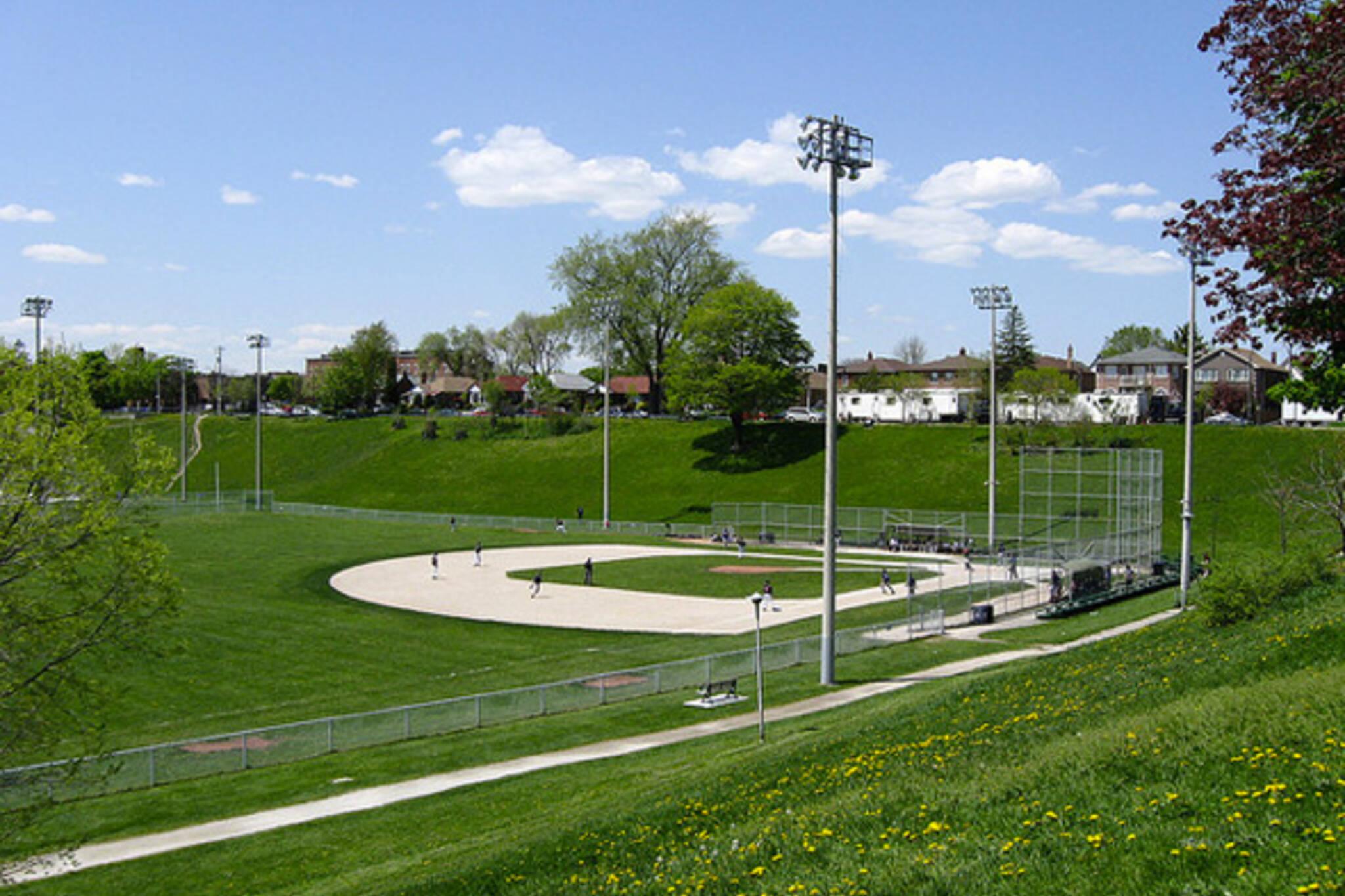 Christie Pits Park Toronto