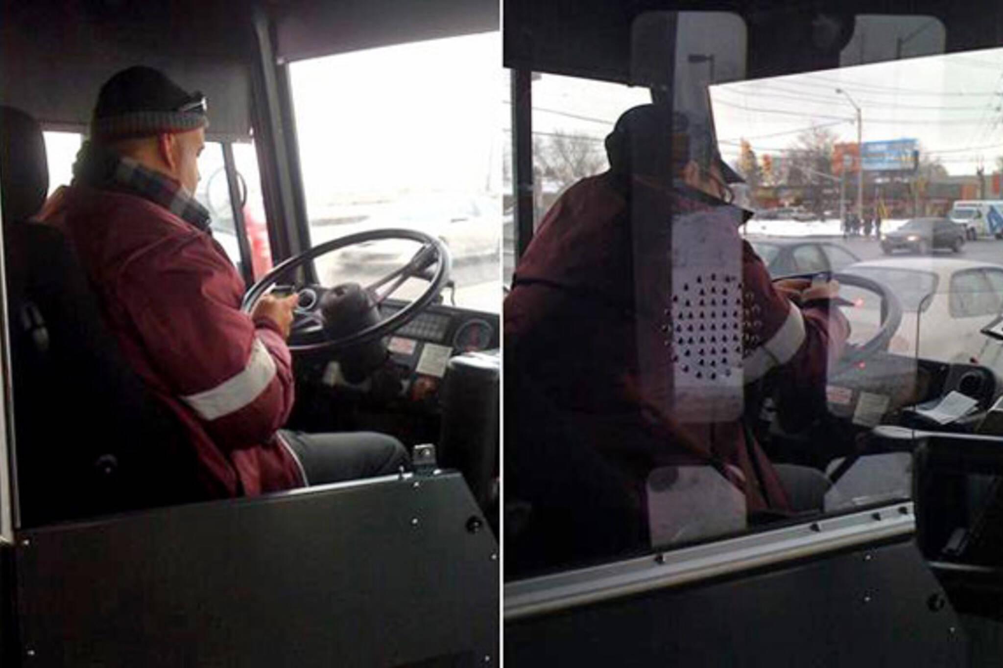 TTC text bus