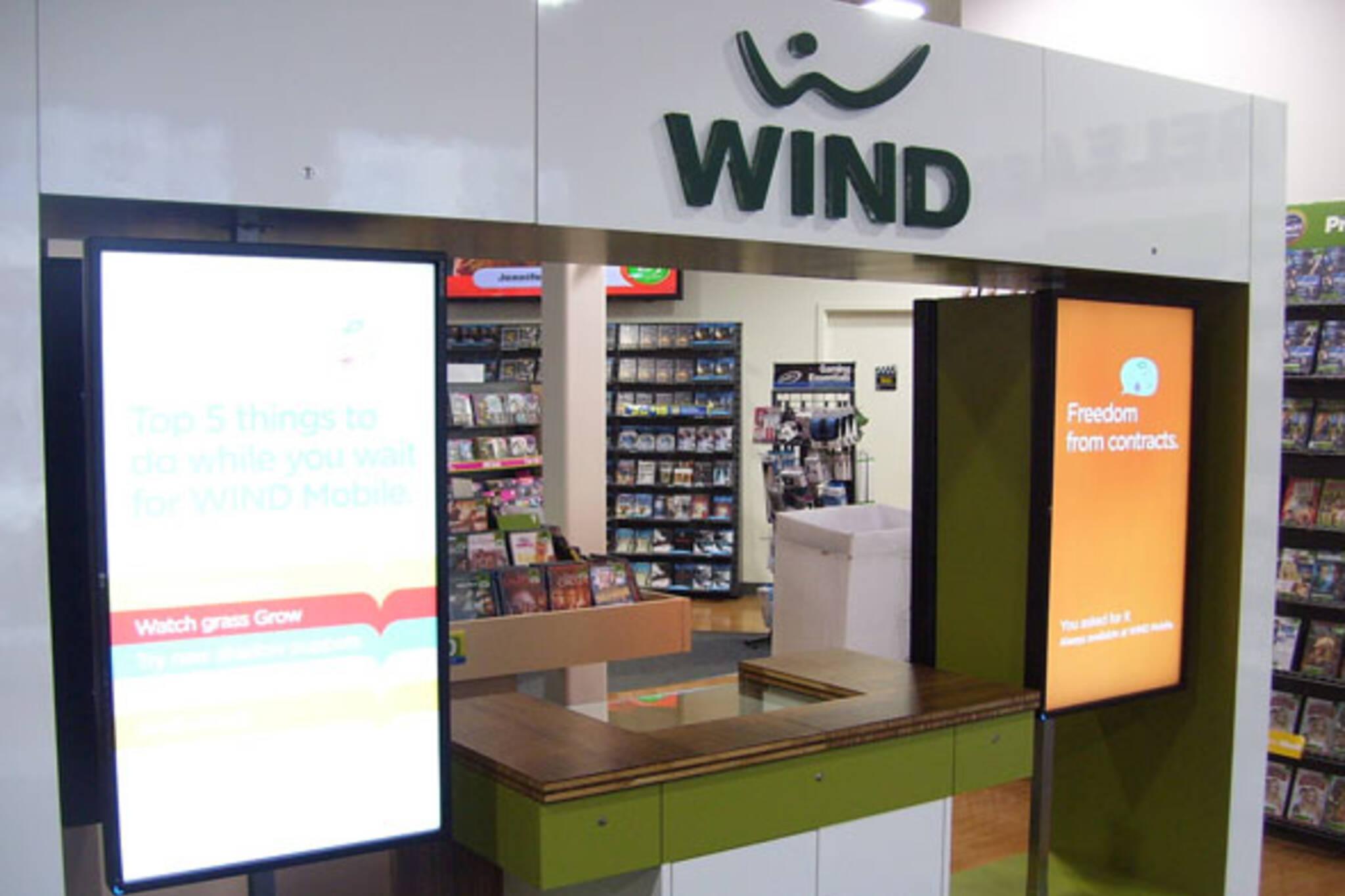Wind Mobile Plans
