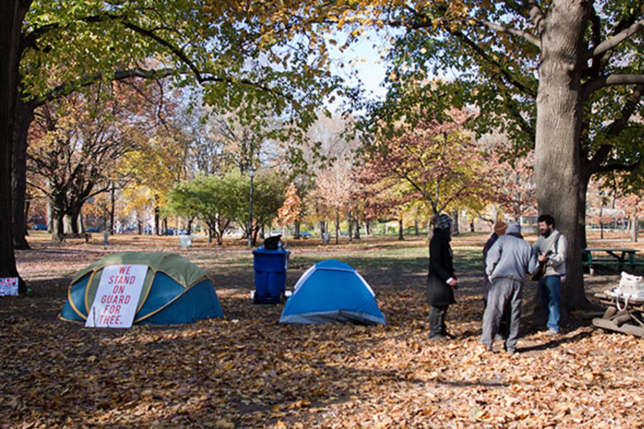 Occupy Toronto second camp