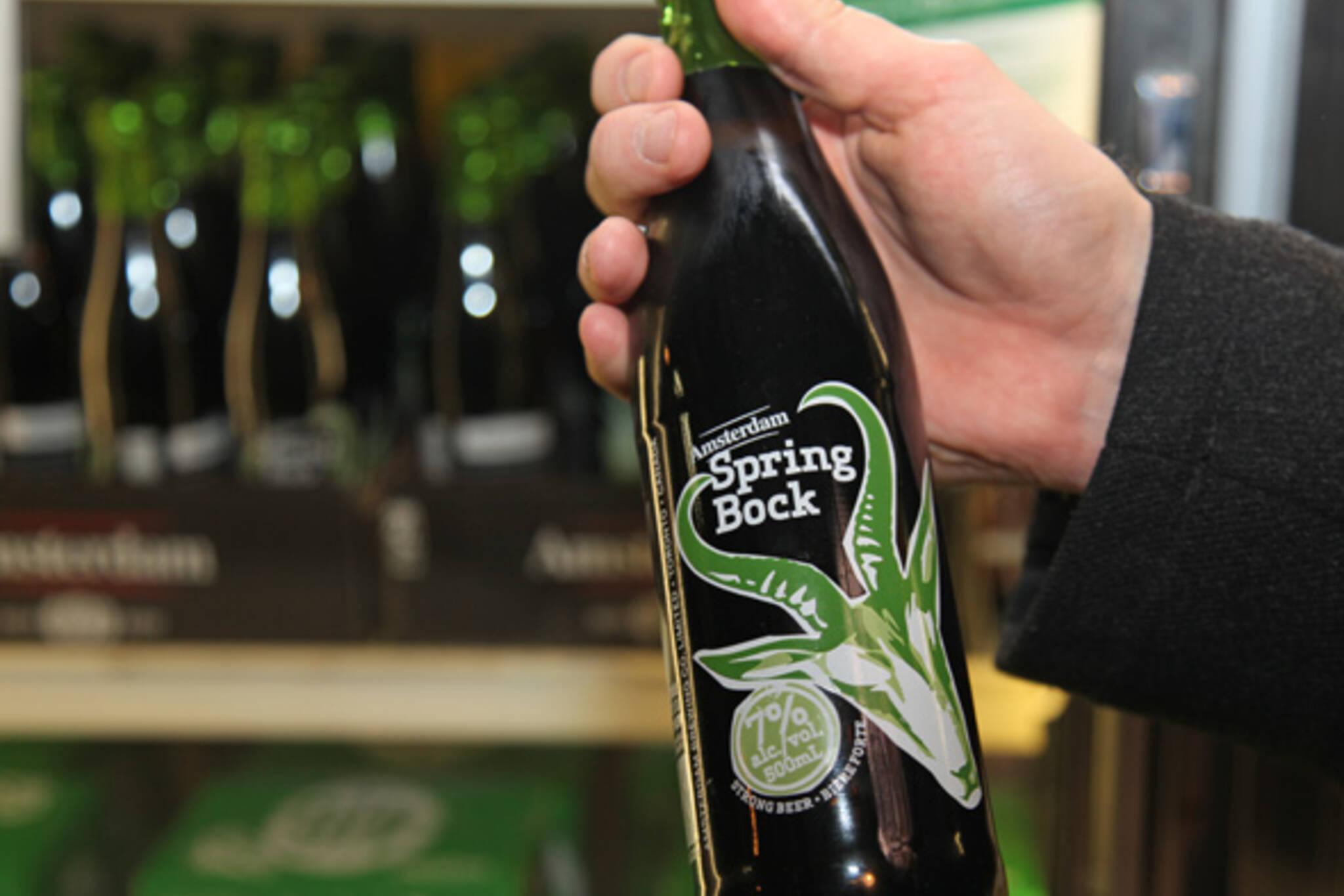 Amsterdam Bock Beer