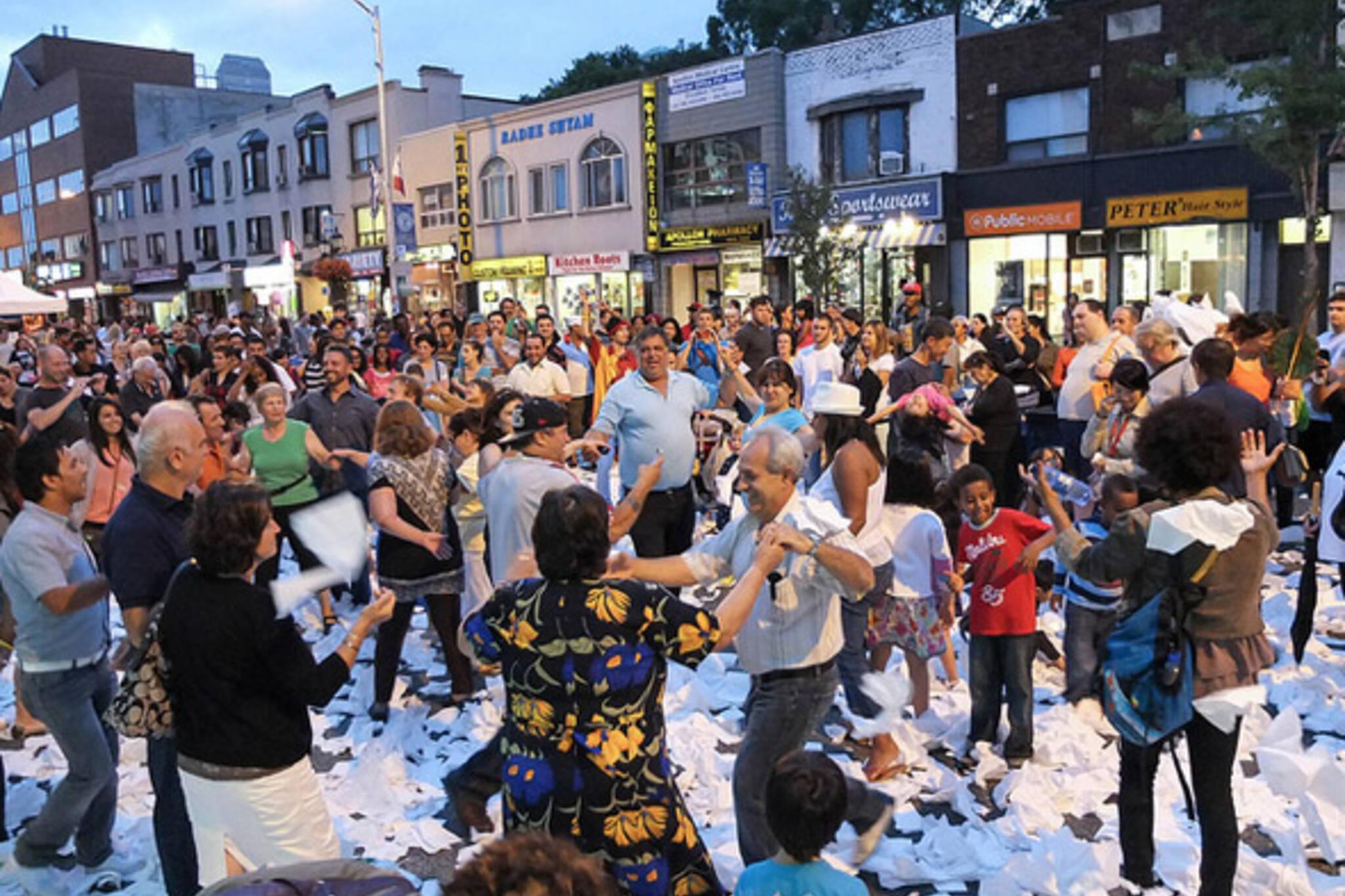 Summer Street Festivals Toronto