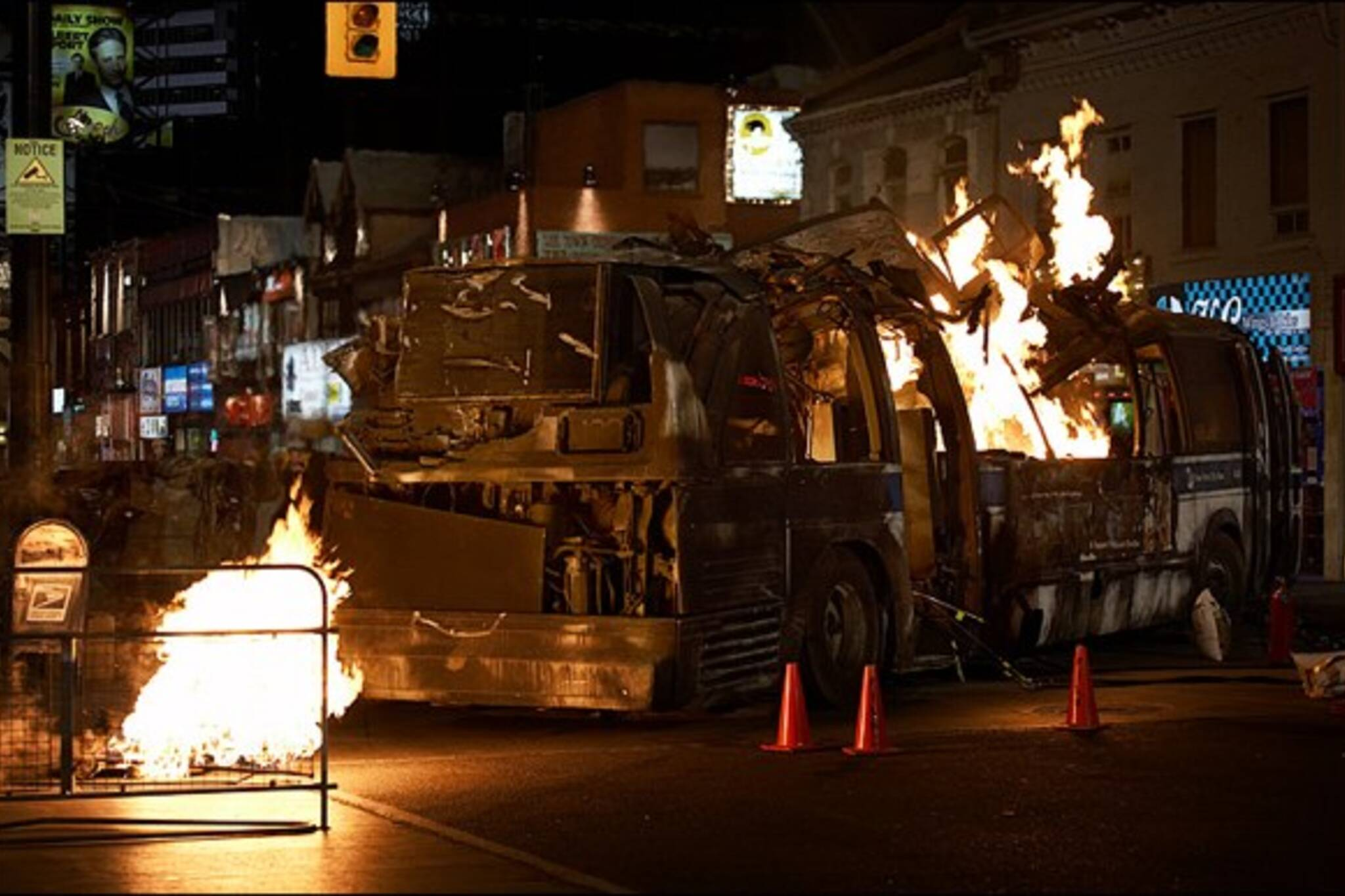 Toronto's Film Scene Burns Up in 2007
