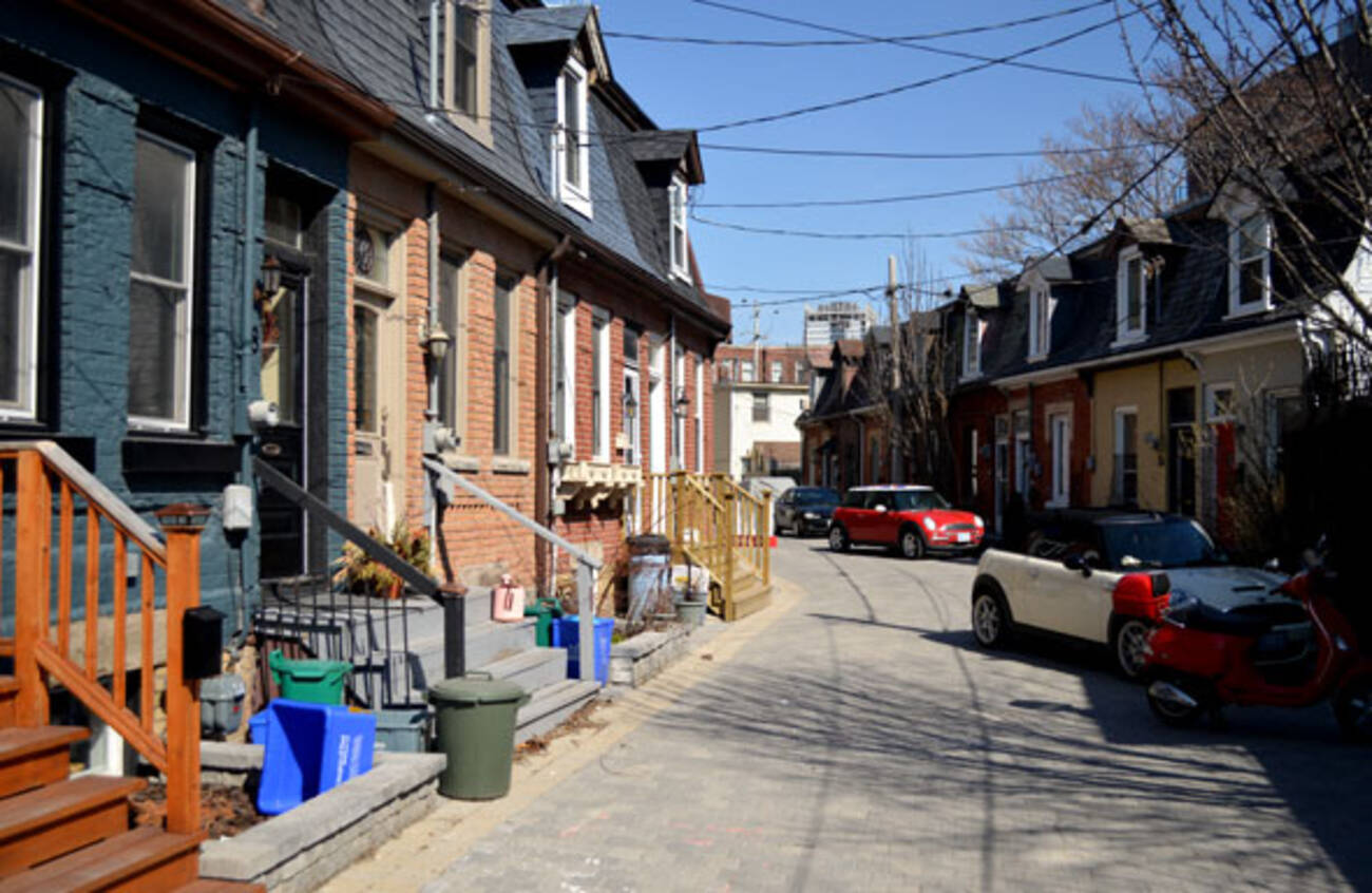 A Guide To 10 Private Streets In Toronto