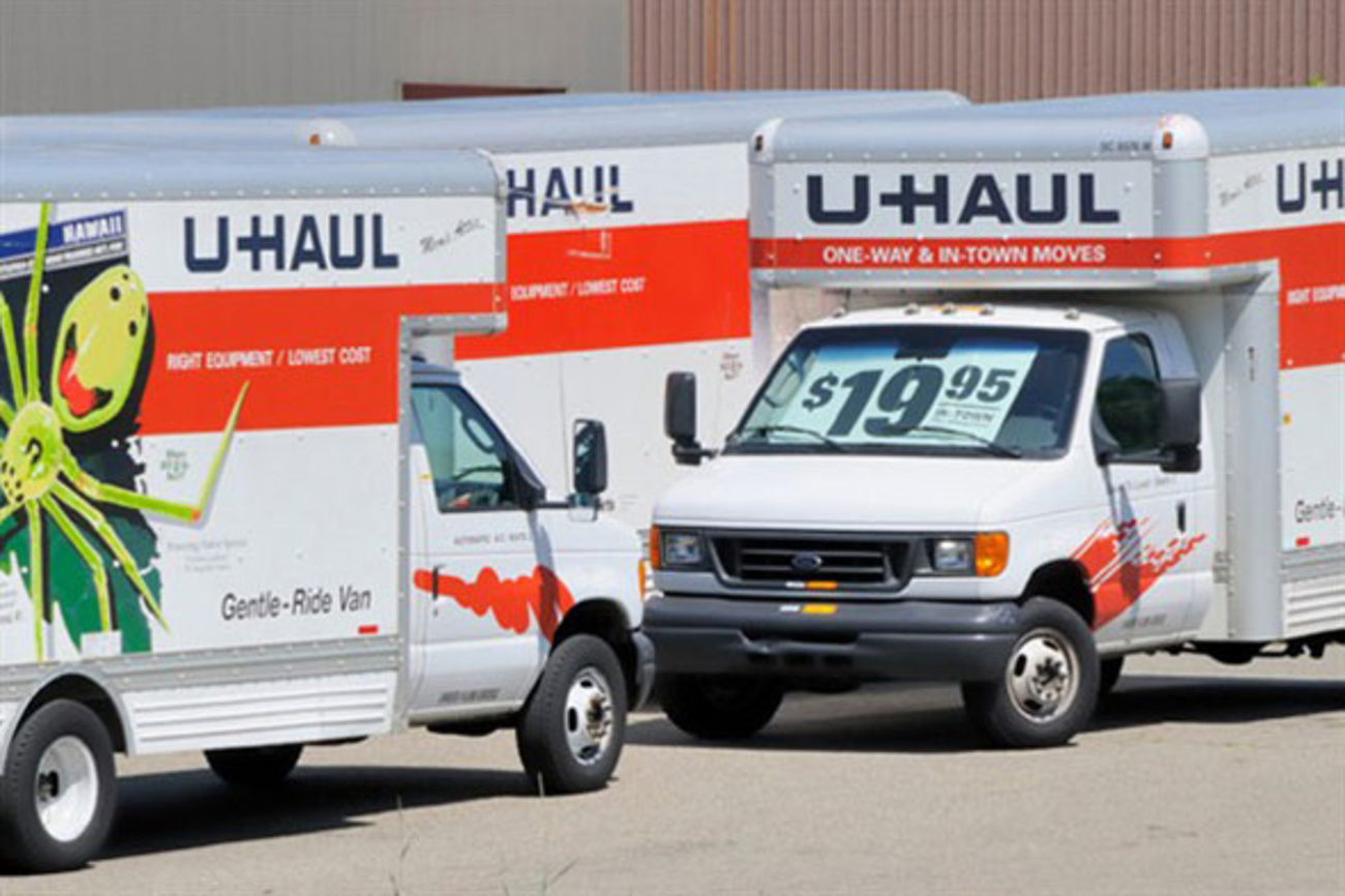 Uhaul Rental Quote The Top 10 Truck Rental Options In Toronto