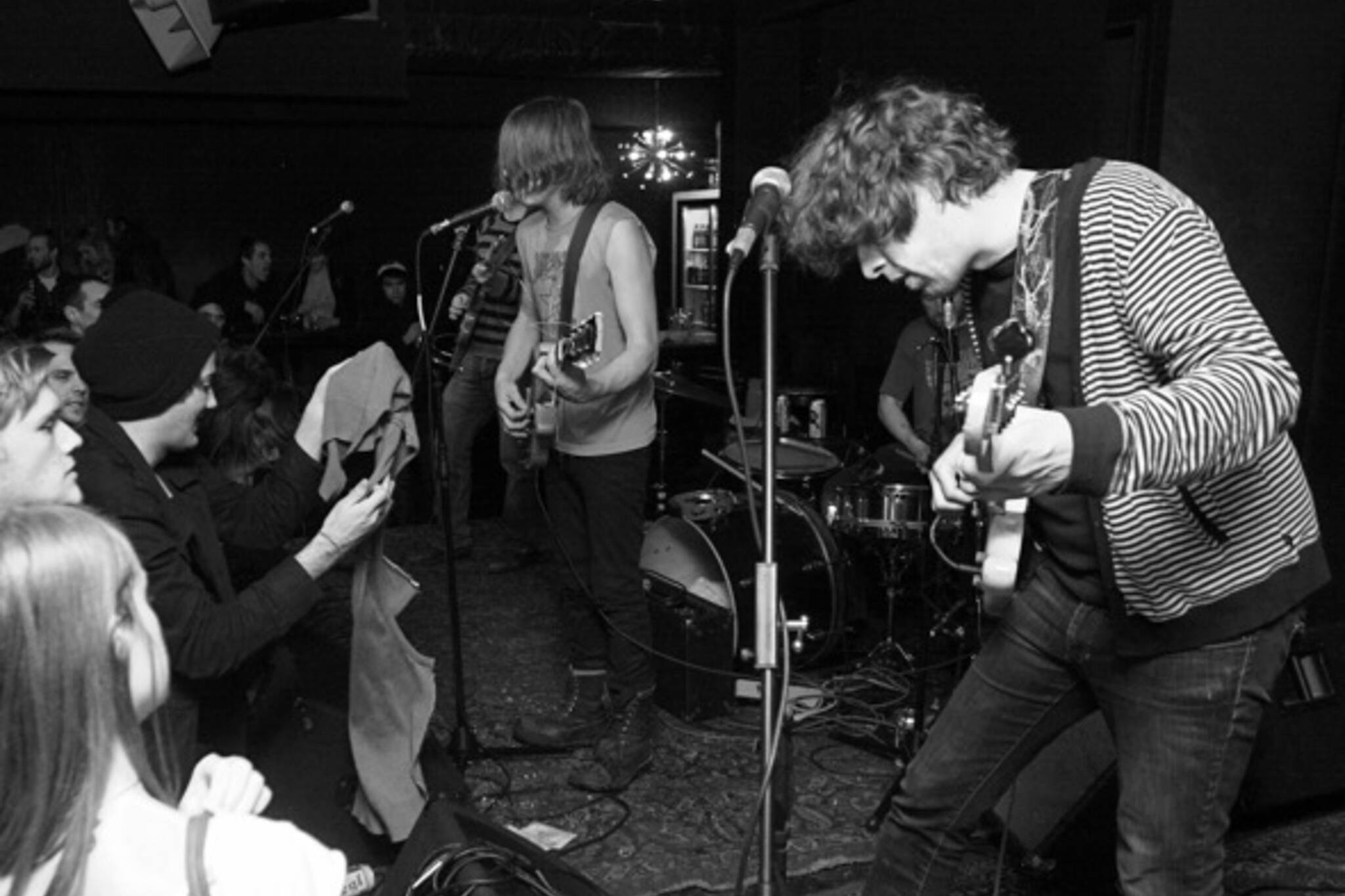 Demons Claws play Telephone Explosion Anniversary