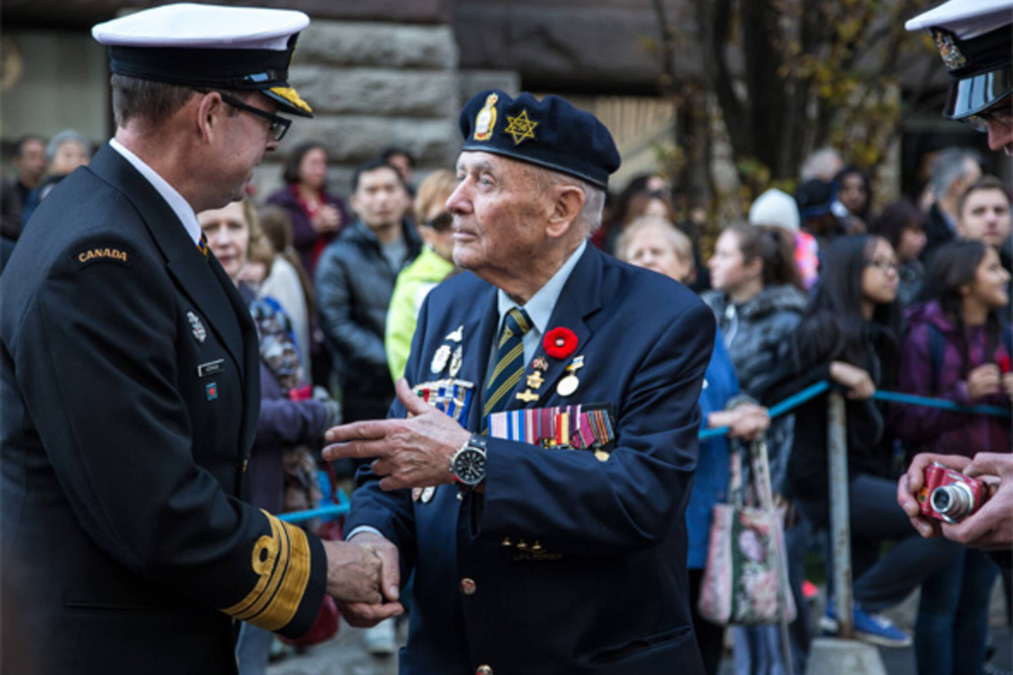remembrance day toronto