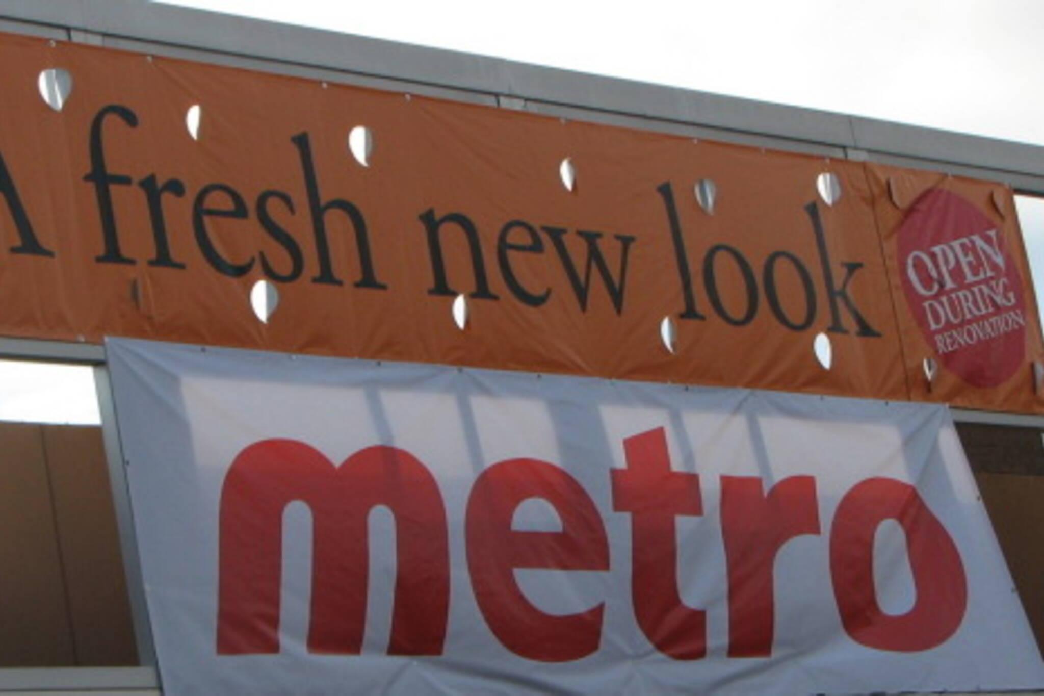 Metro Grocery Stores