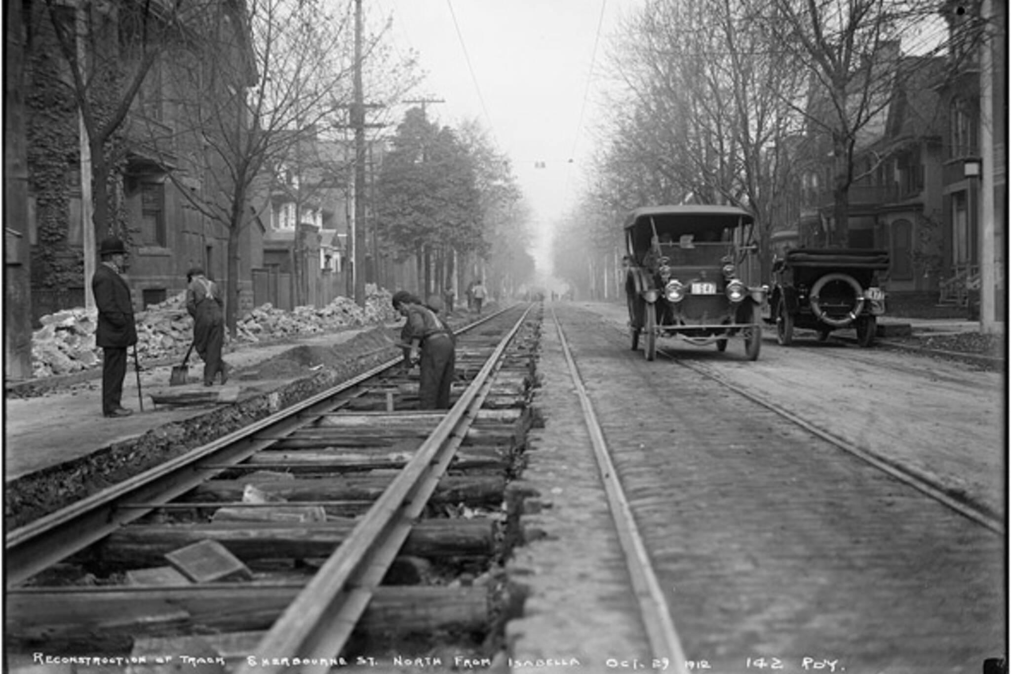 Sherbourne Street History Toronto