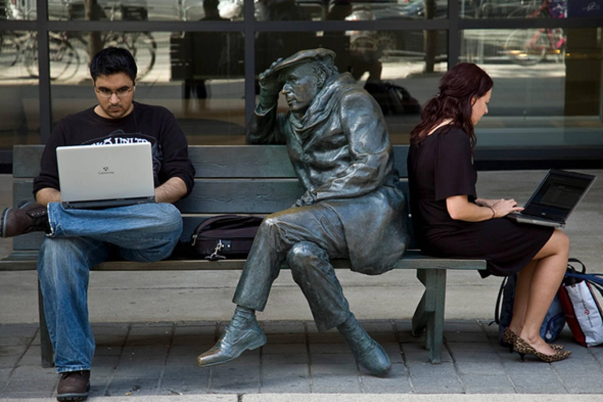 public free wifi Toronto