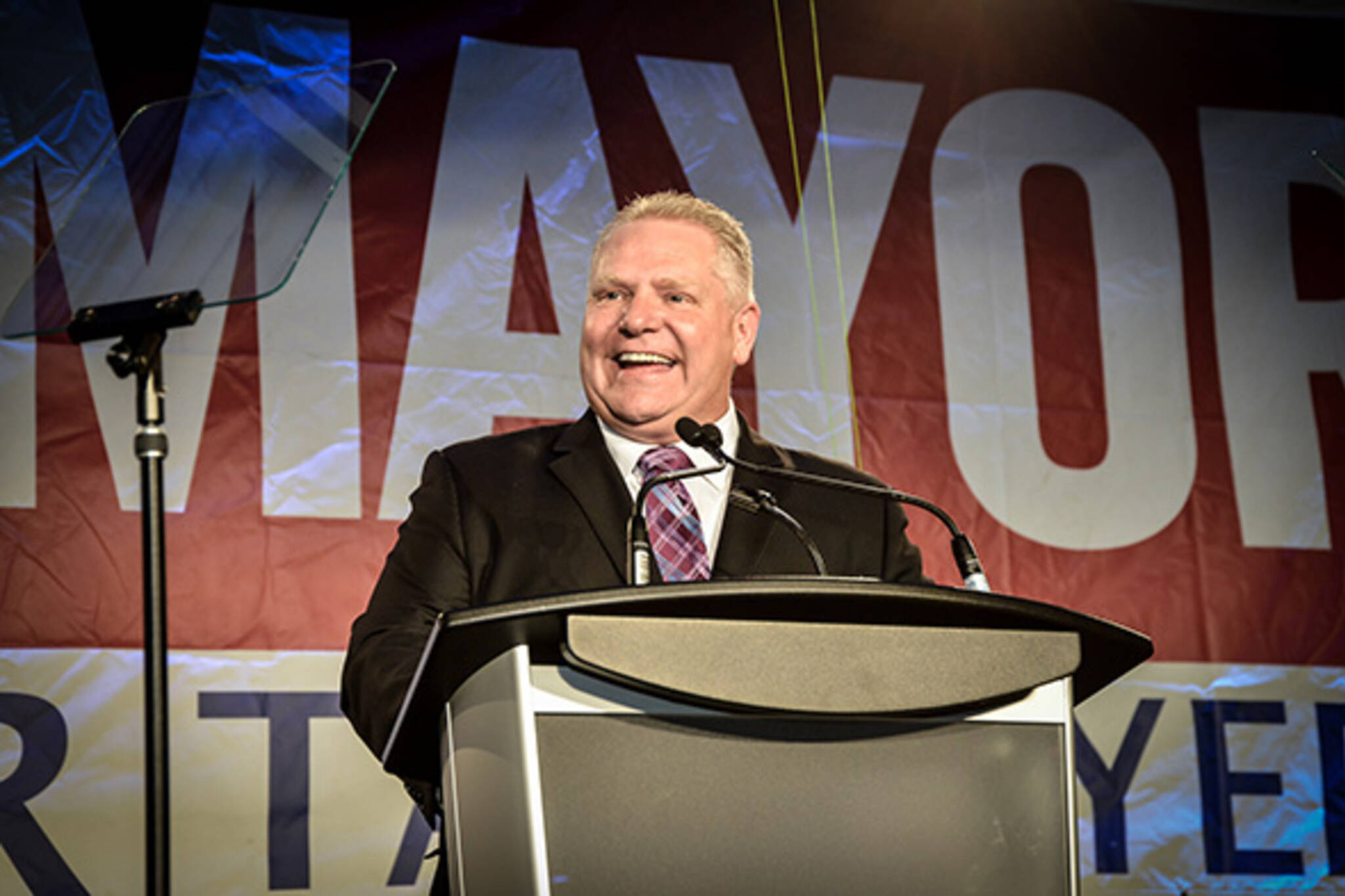 Doug Ford poll