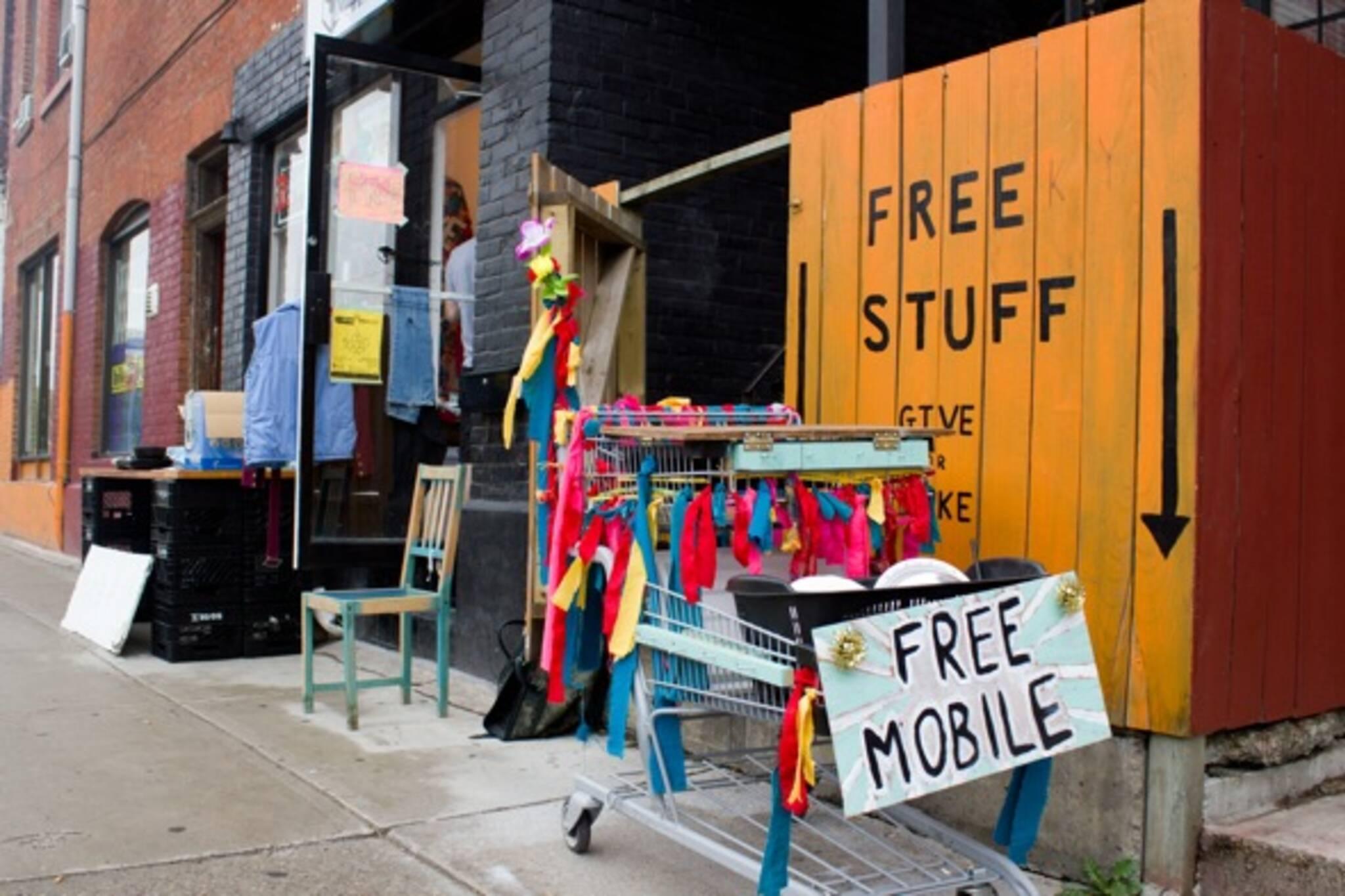 Fix Em up Free Market