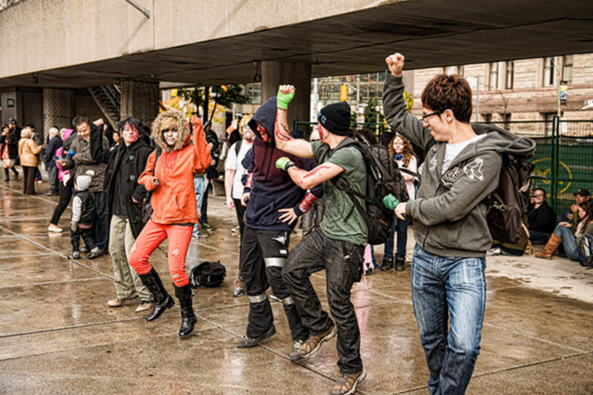 Toronto Zombies
