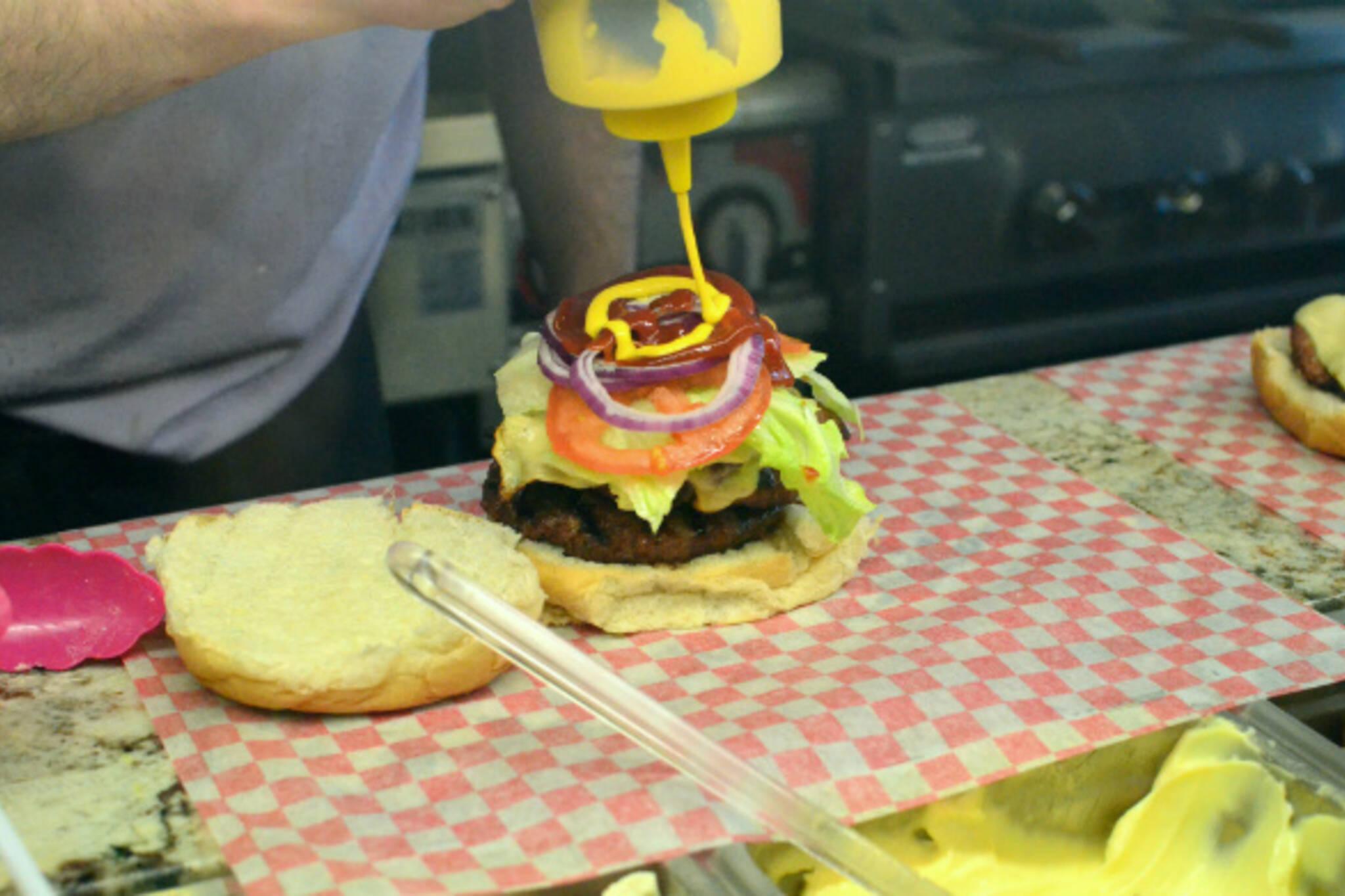 Tat burger