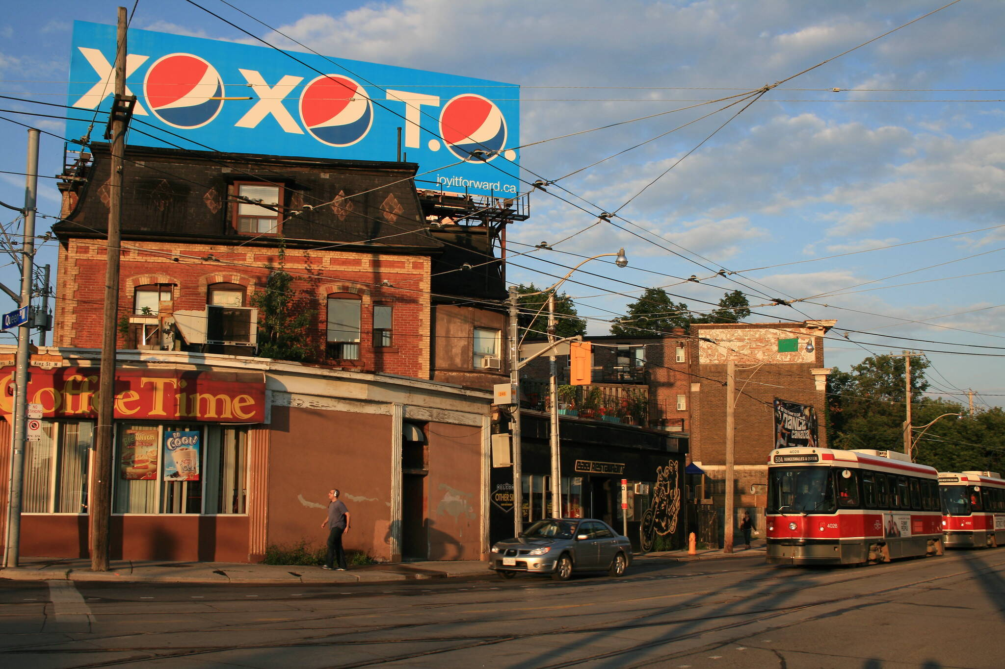 toronto intersection overhaul