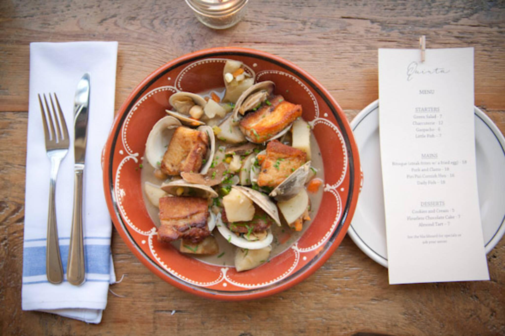 clams toronto