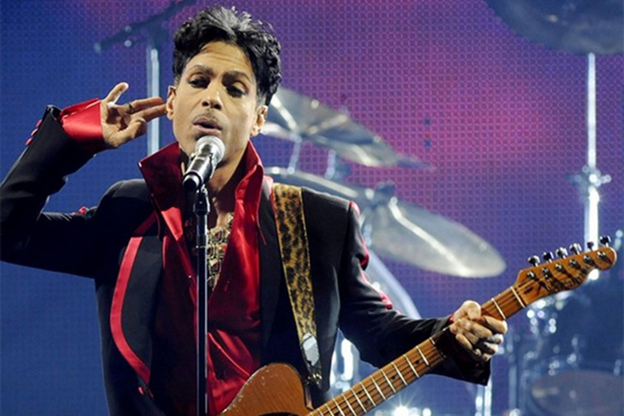 Prince concert toronto