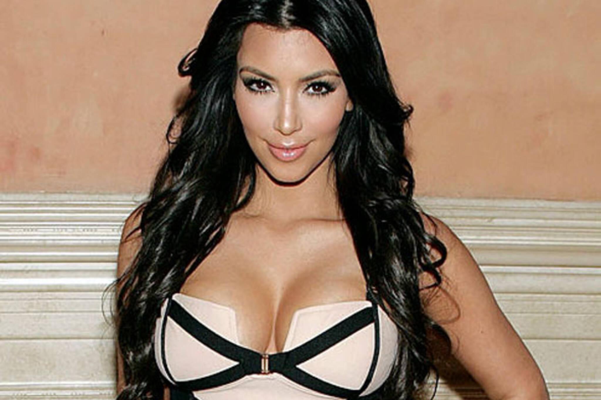 kim kardashian toronto