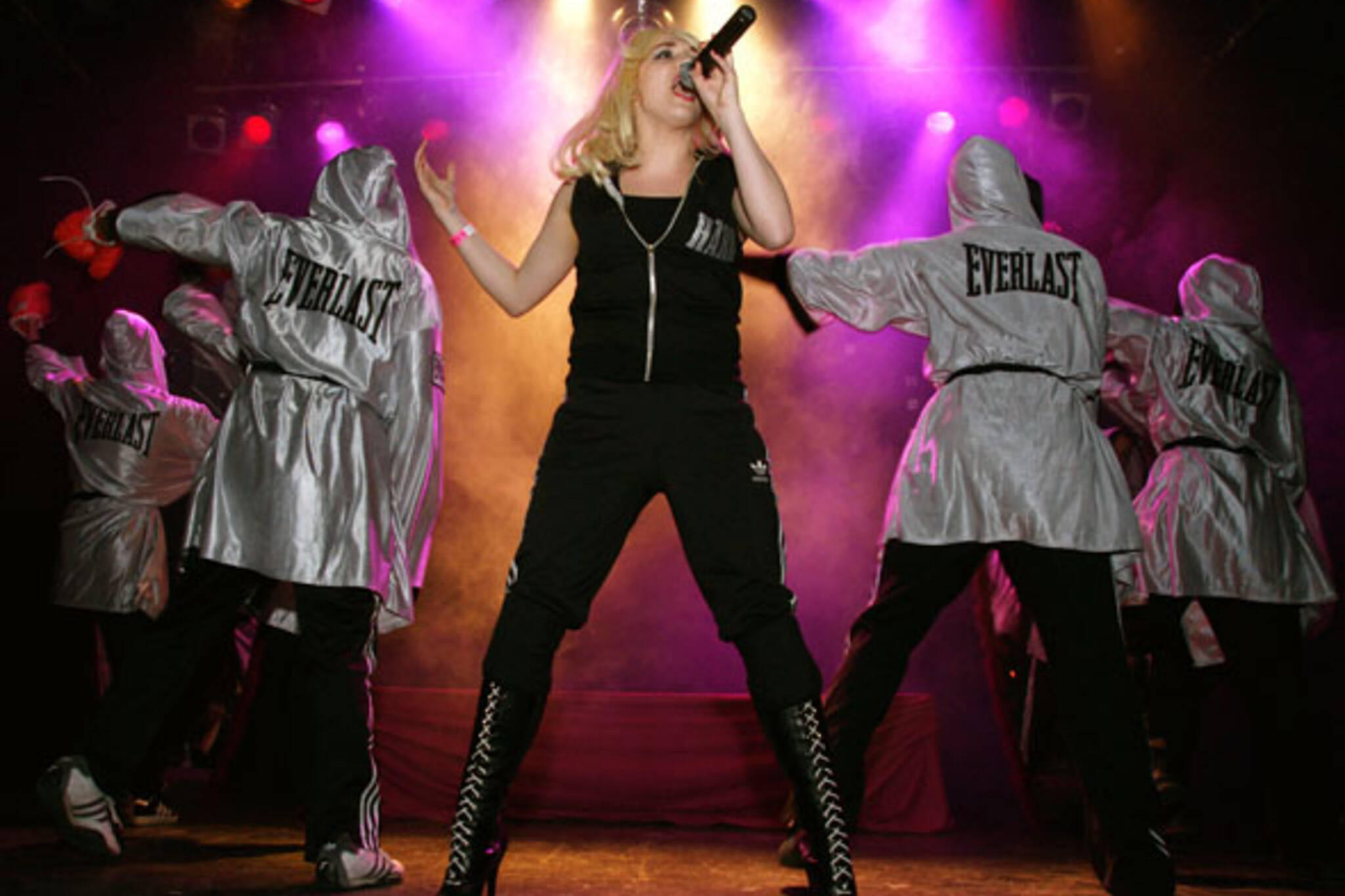 Madonna Tribute Act at Can't Stop Esther at The Phoenix in Toronto