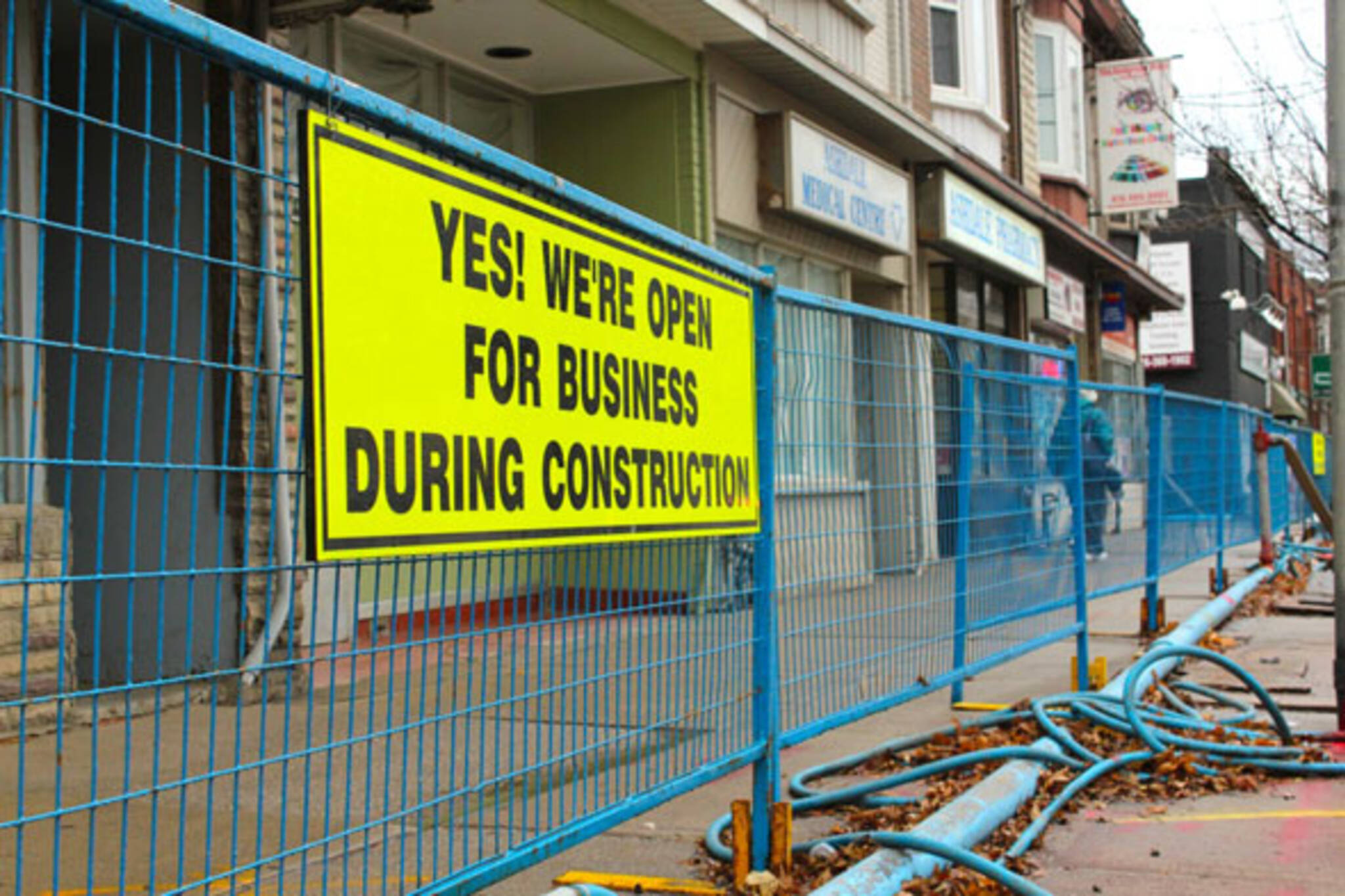 Queen Coxwell construction