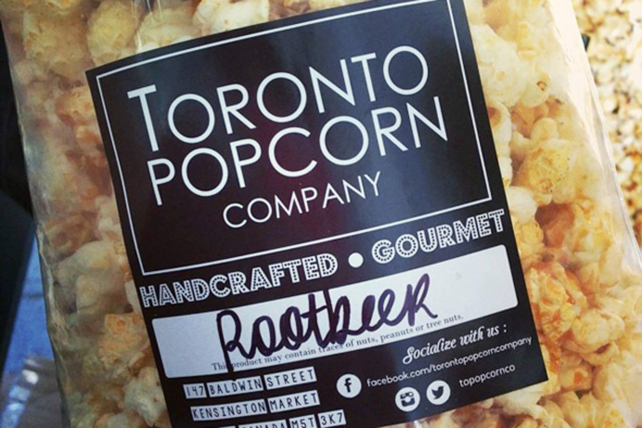 toronto popcorn